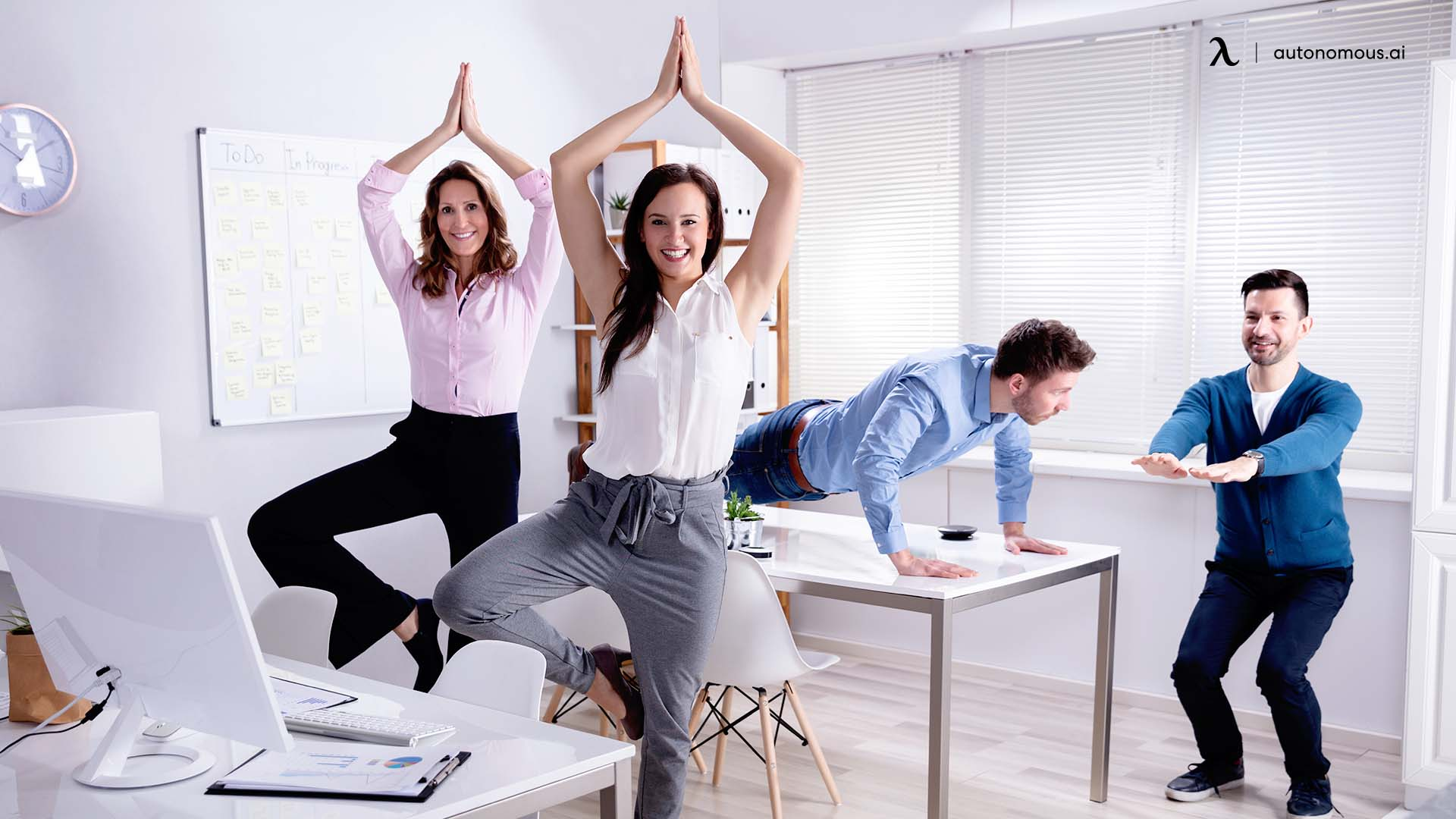 Hybrid Working Puts Employees