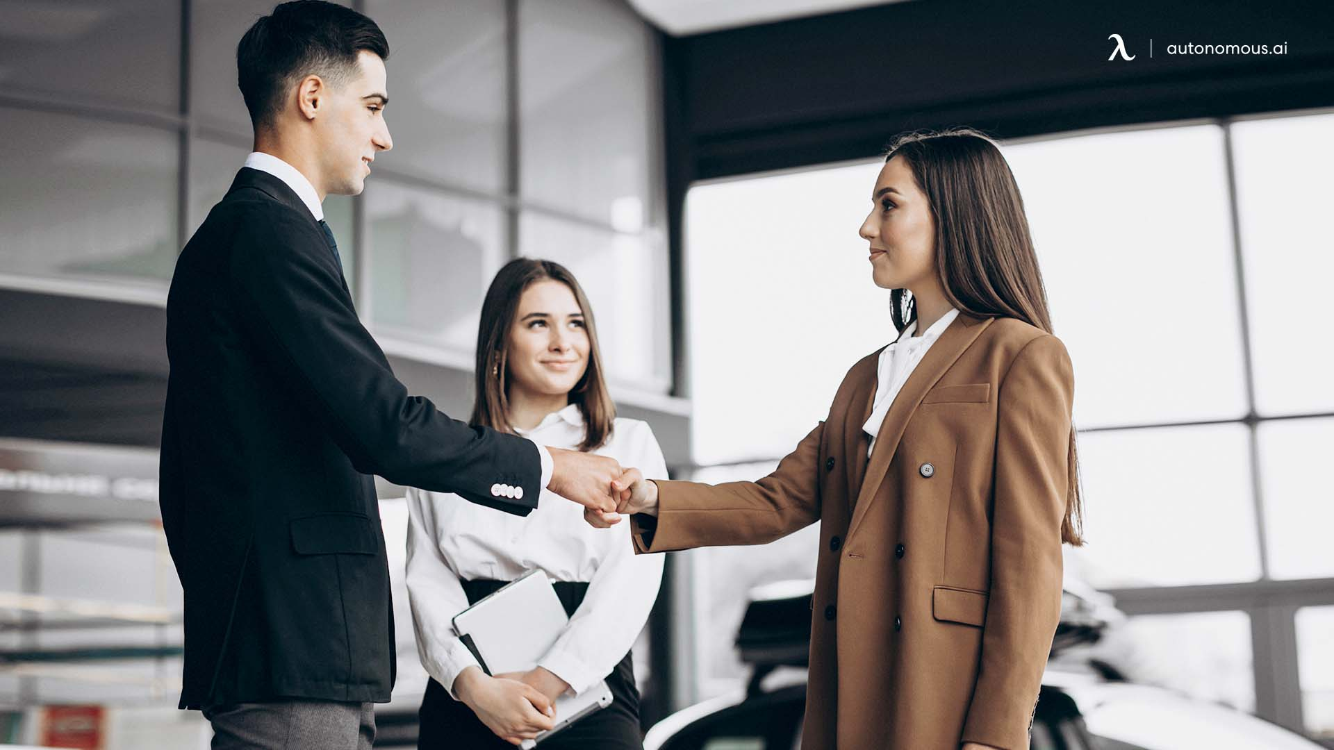 Find the best business partners