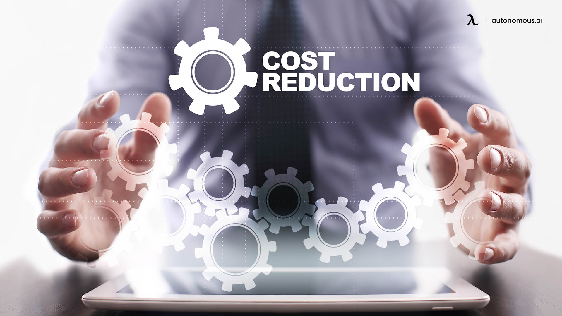 Reduction in overhead cost