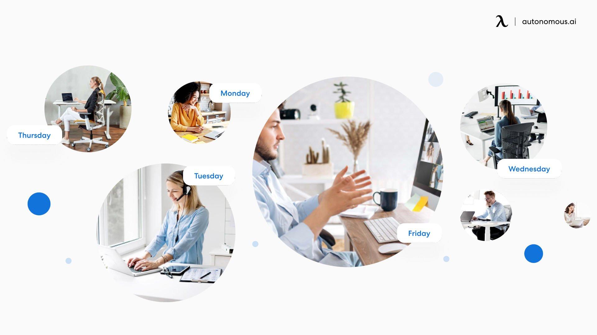 Introduce Hybrid Working
