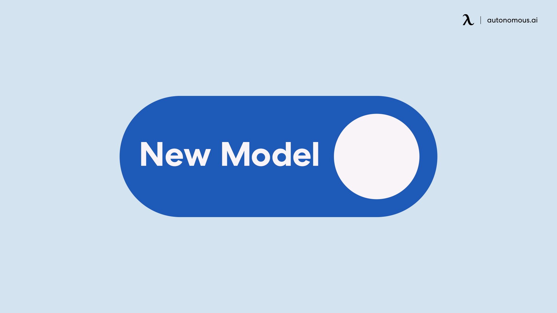 Switch to different model