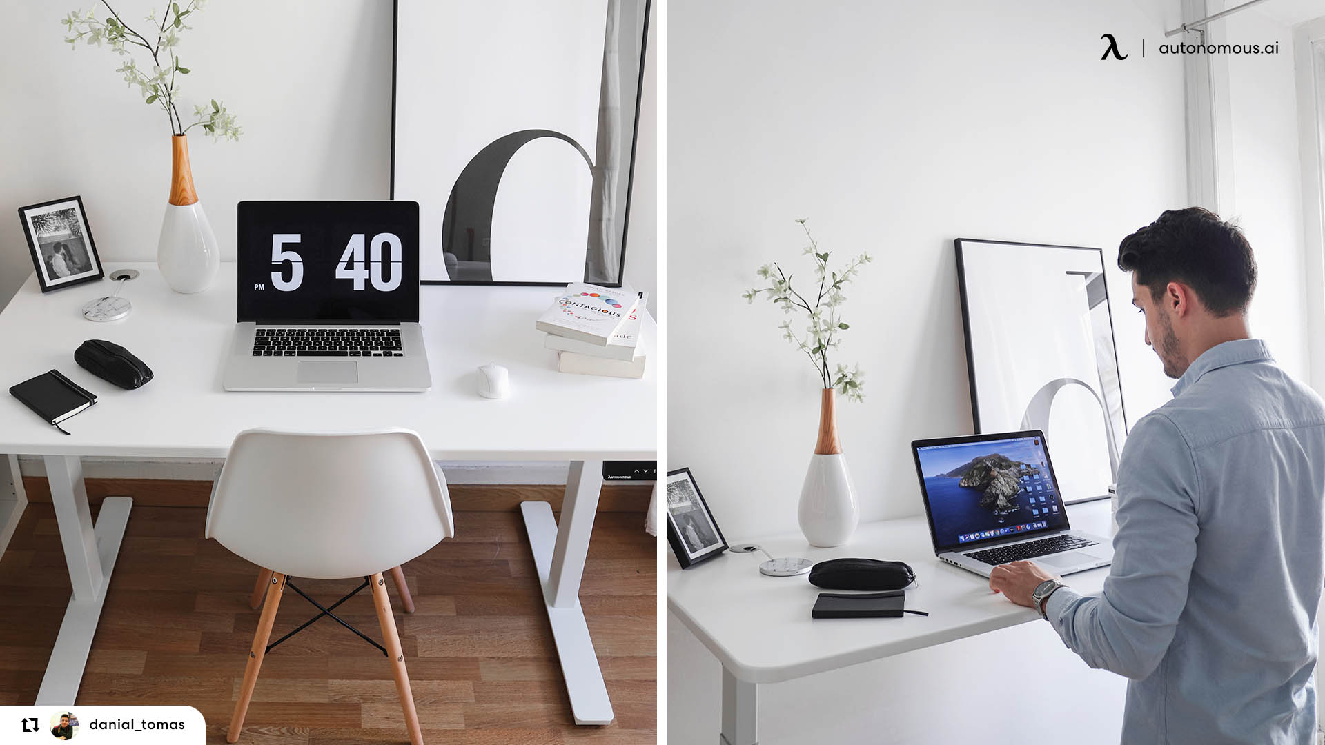 The combination between hybrid remote working and a flexible office seems to be a viable solution
