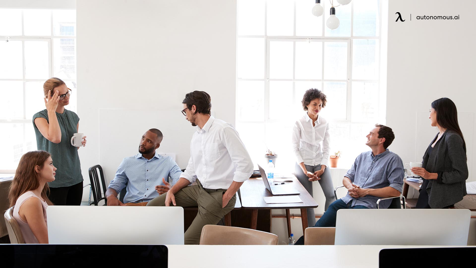 What do you mean by flexible workspace?