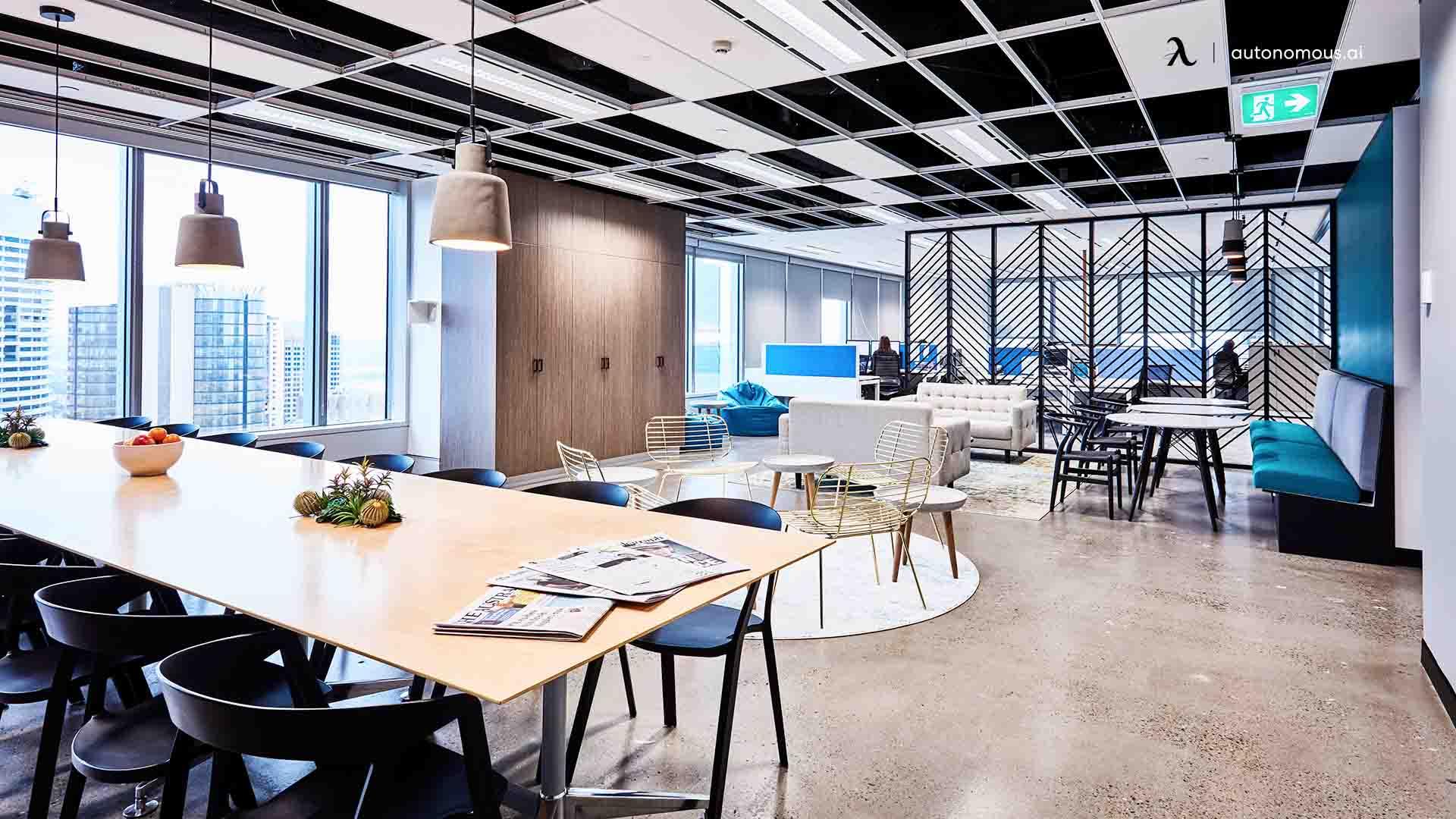 Flexible work environments