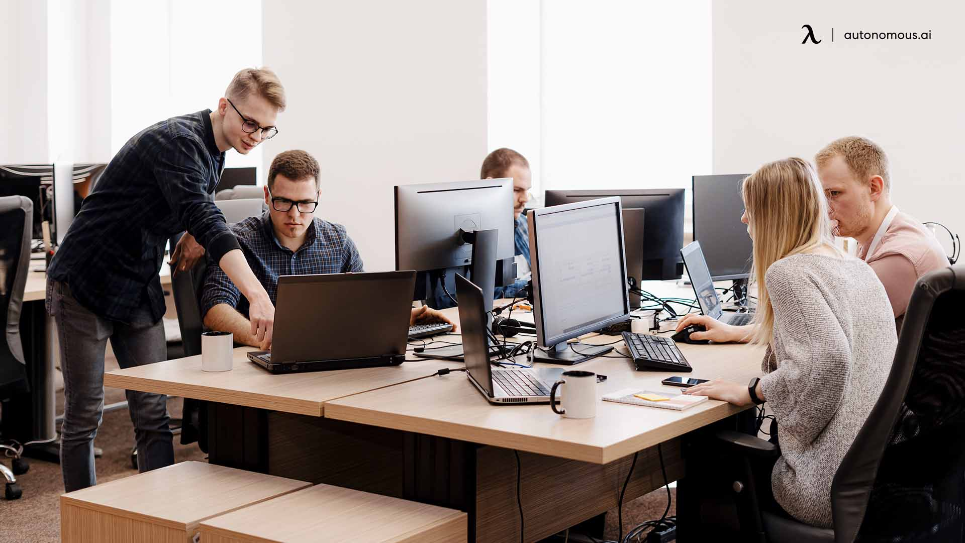How flexible workspaces promote productivity