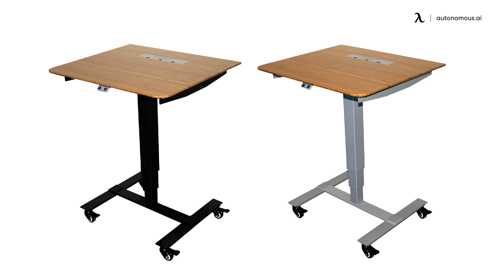 Frasch's Sit Stand Electric Portable Standing Desk