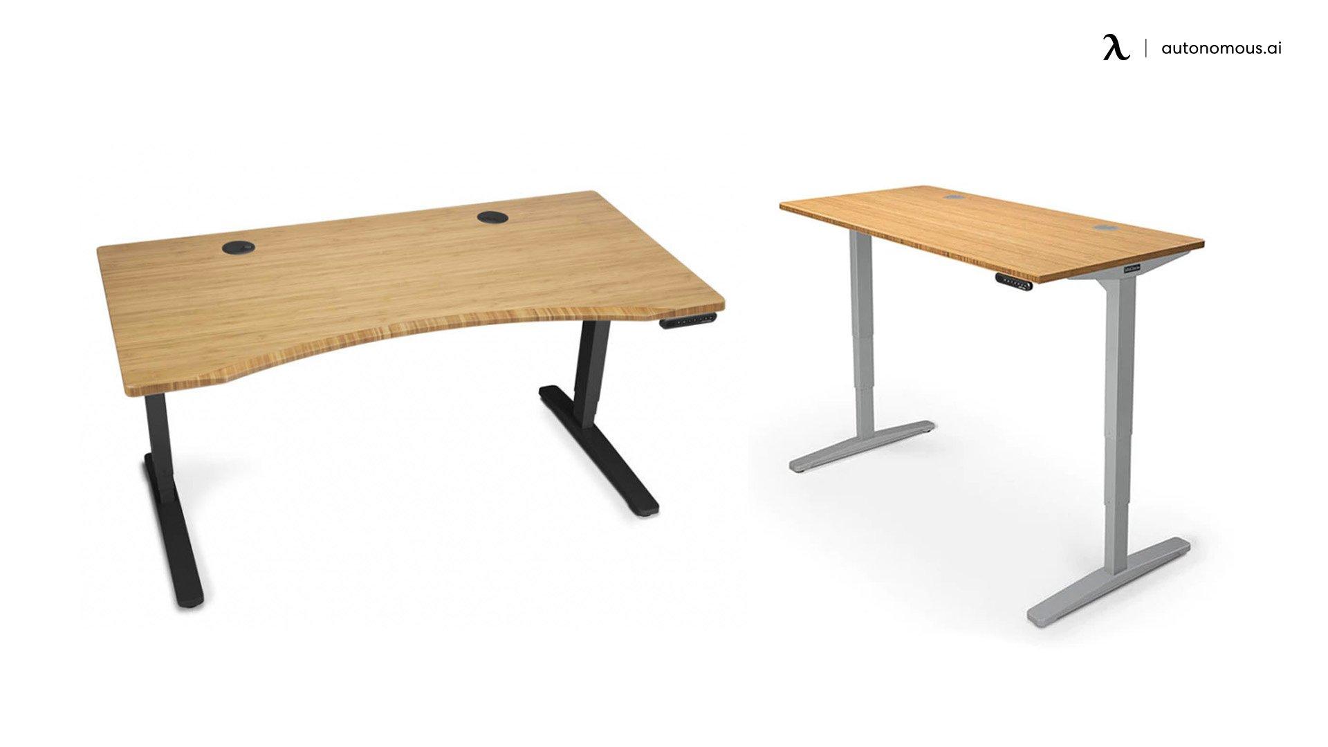 Uplift V2 Bamboo Standing Desk