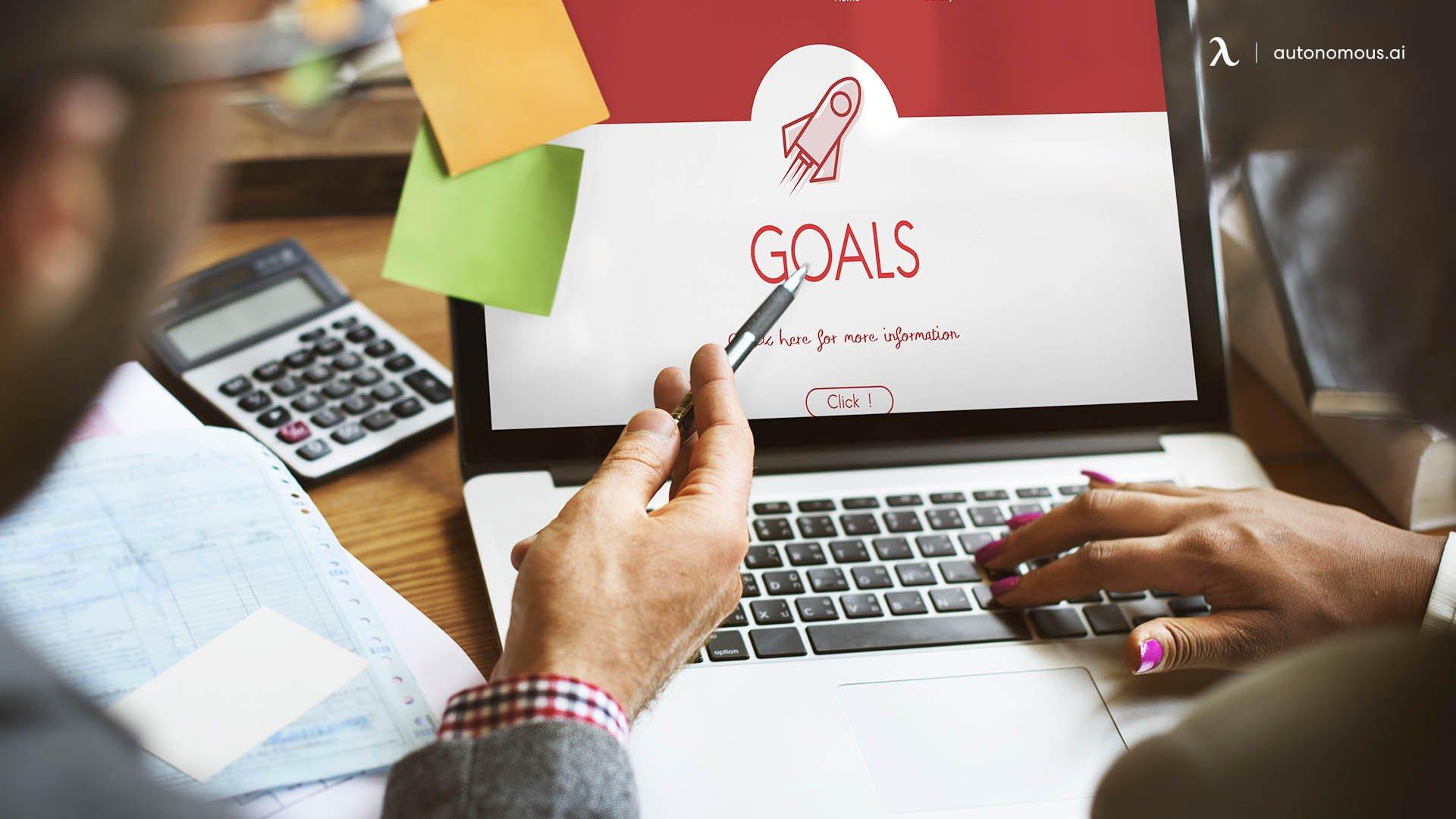 Focus on Business Goals