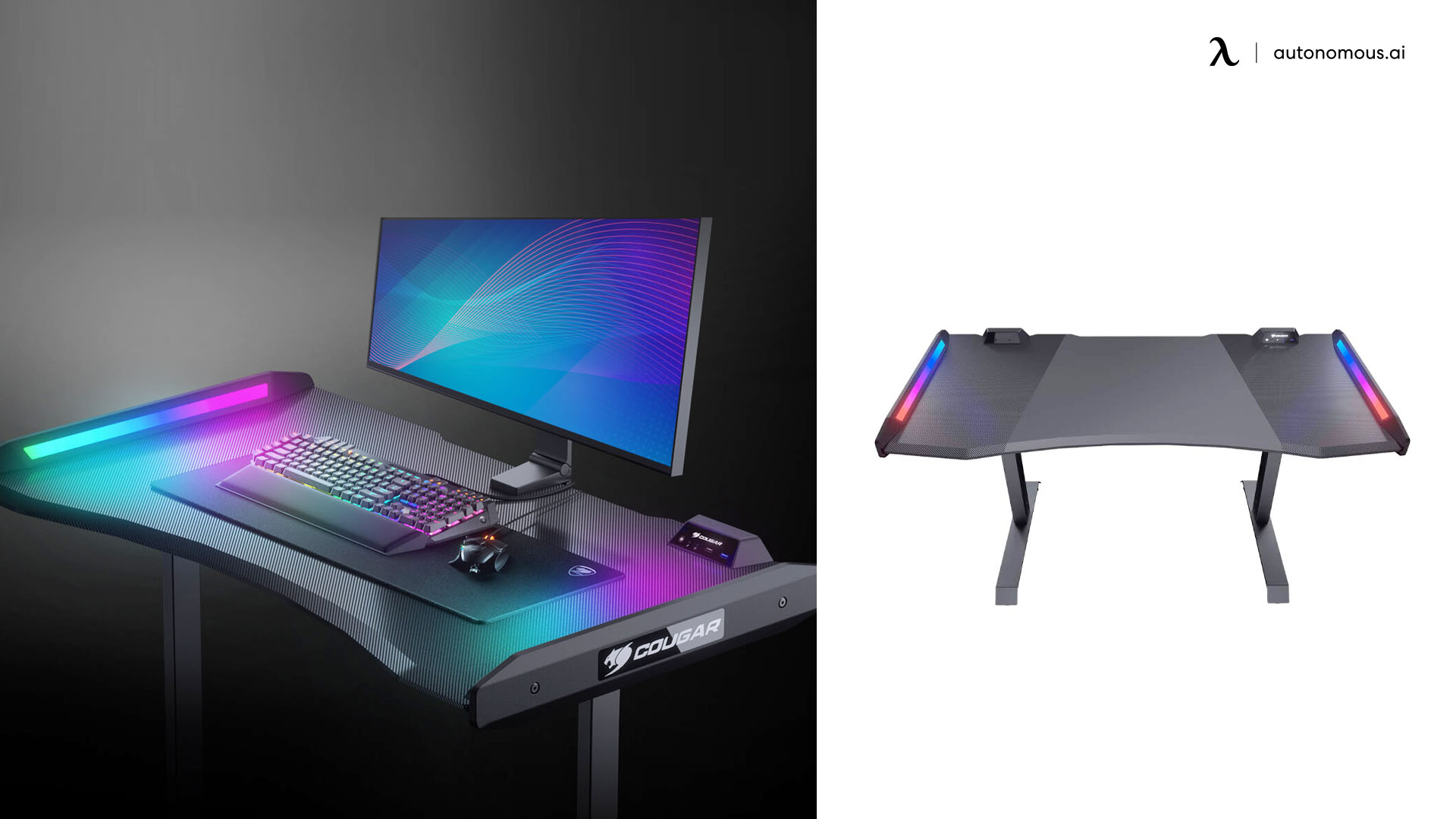 Cougar Mars Gaming Desk