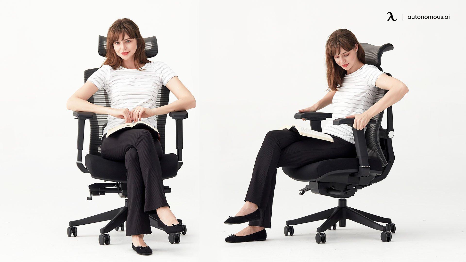 Consider your ergonomic needs
