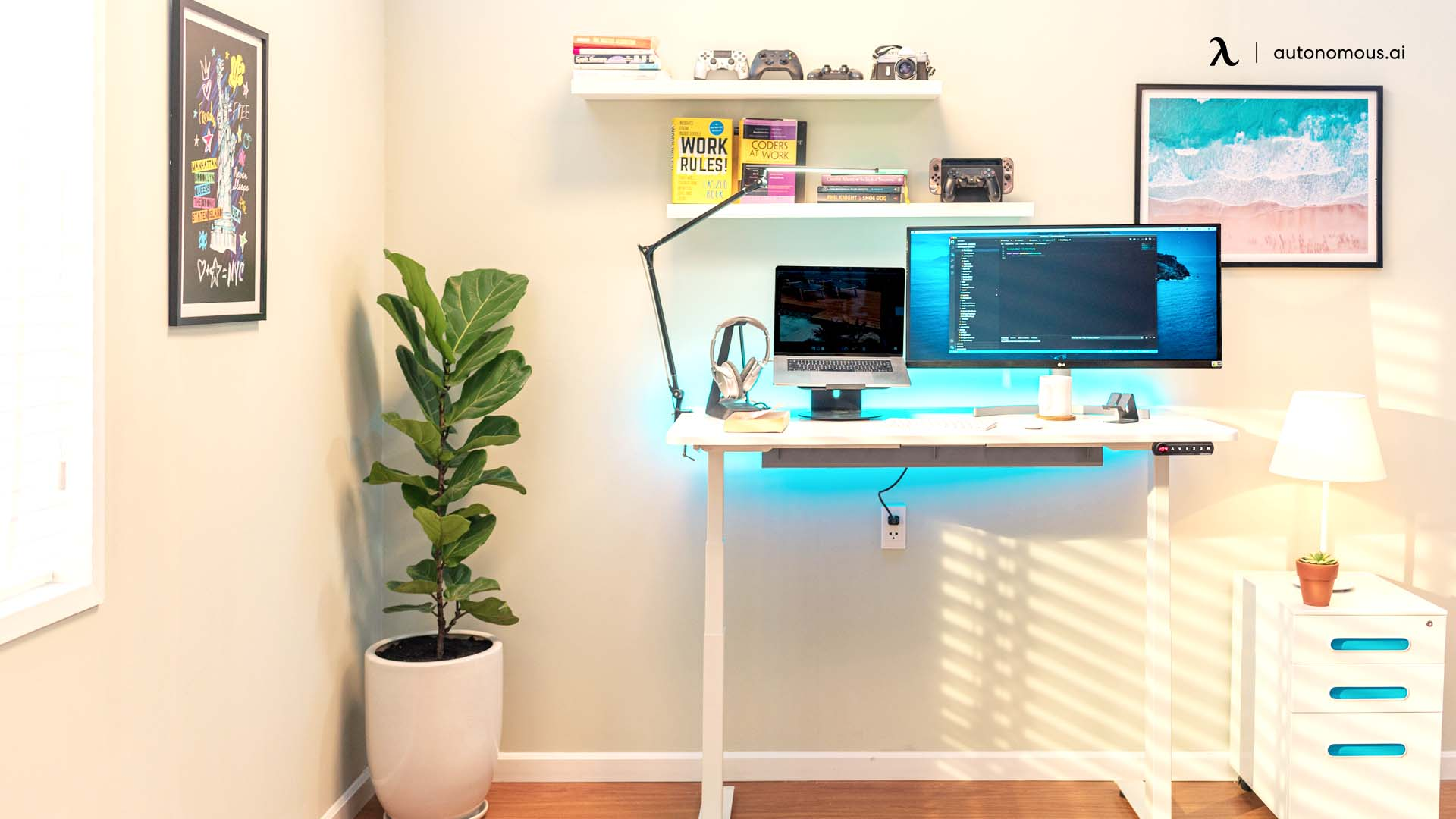 Getting a good sit-stand workstation