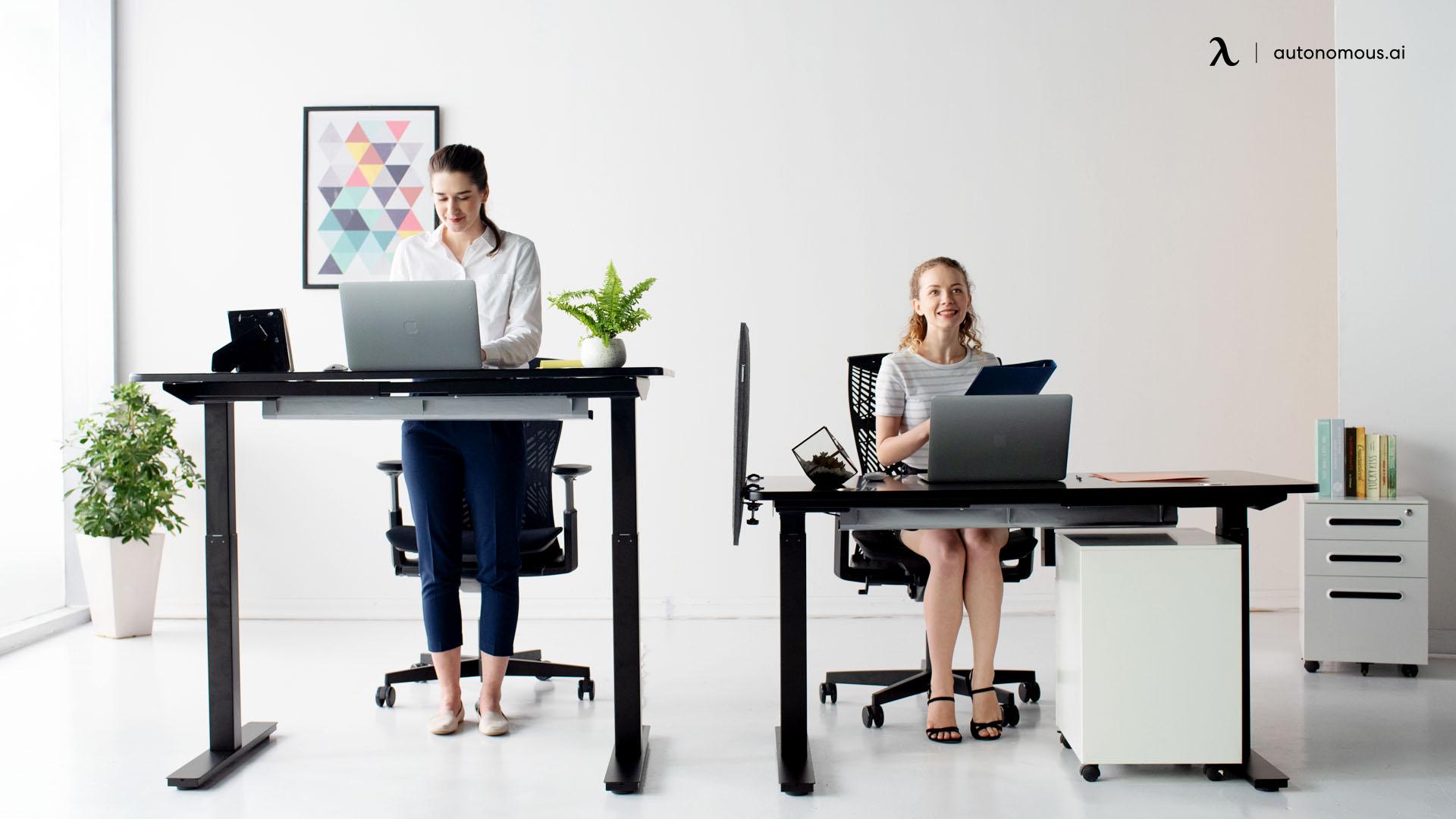 Sit-Stand Desk Benefits