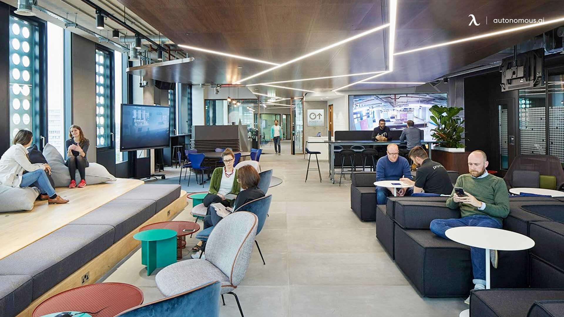 The hot desking modern office: What is it?