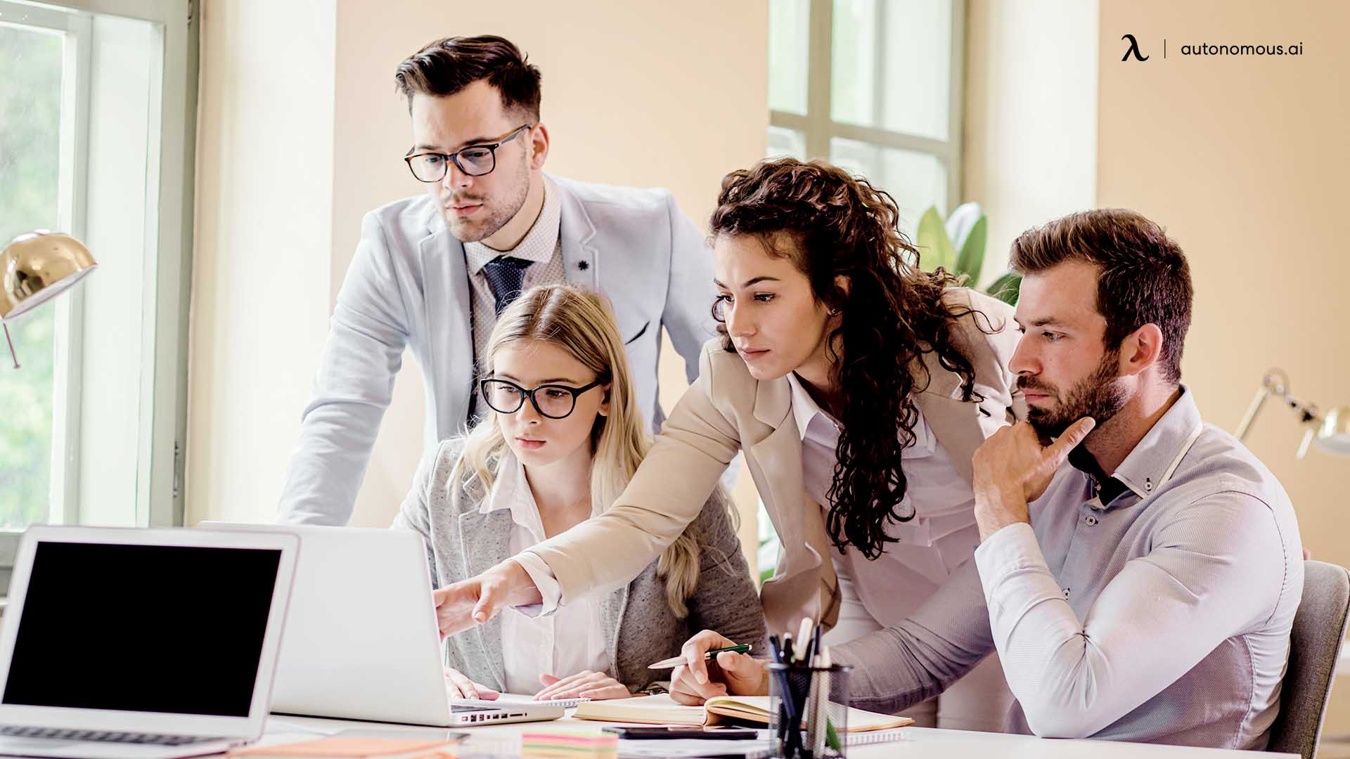 Let your workforce participate in change management.
