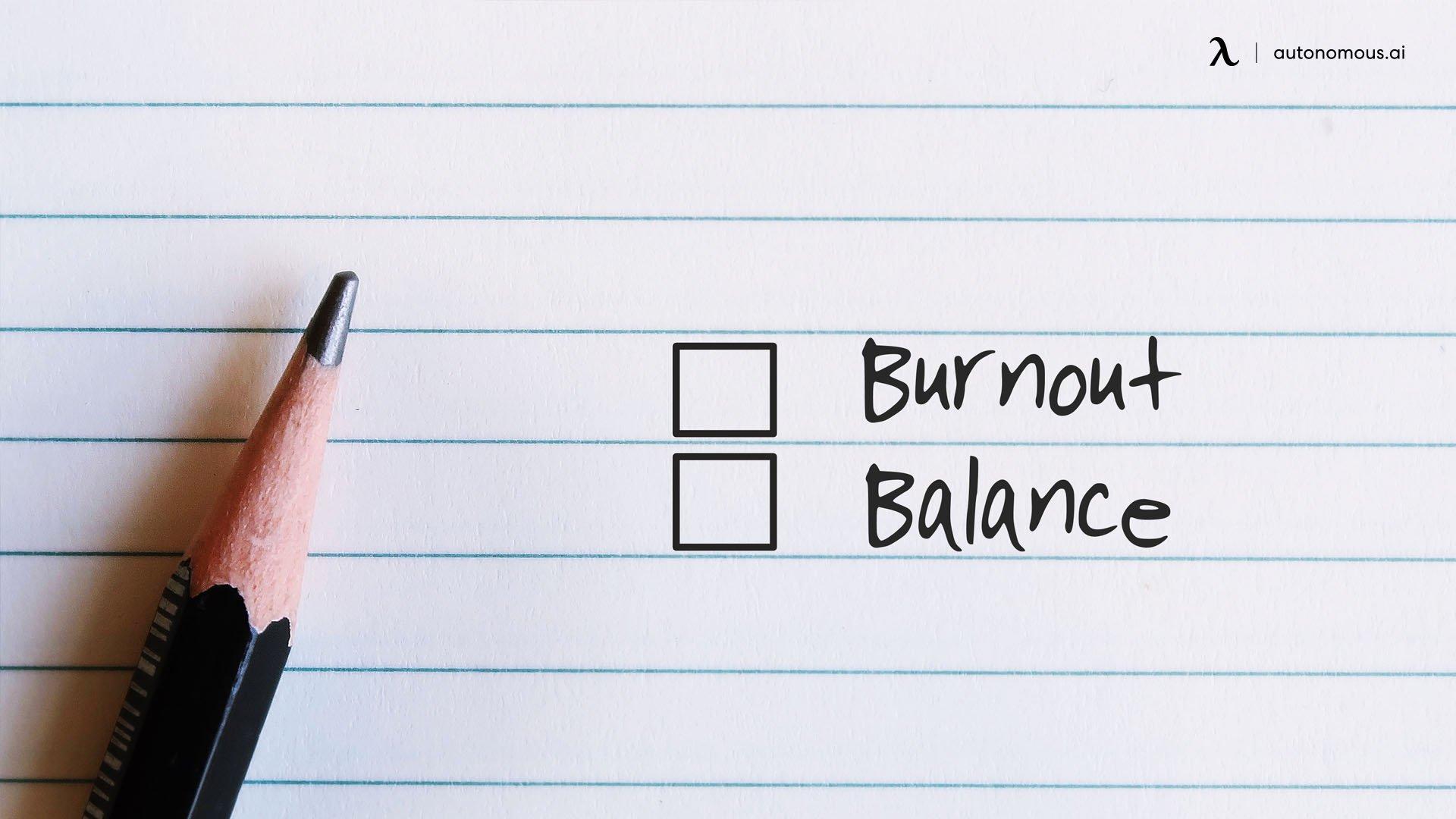 Employee work-life balance