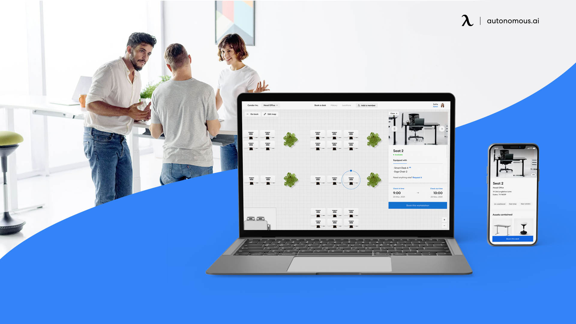 What is space management software?