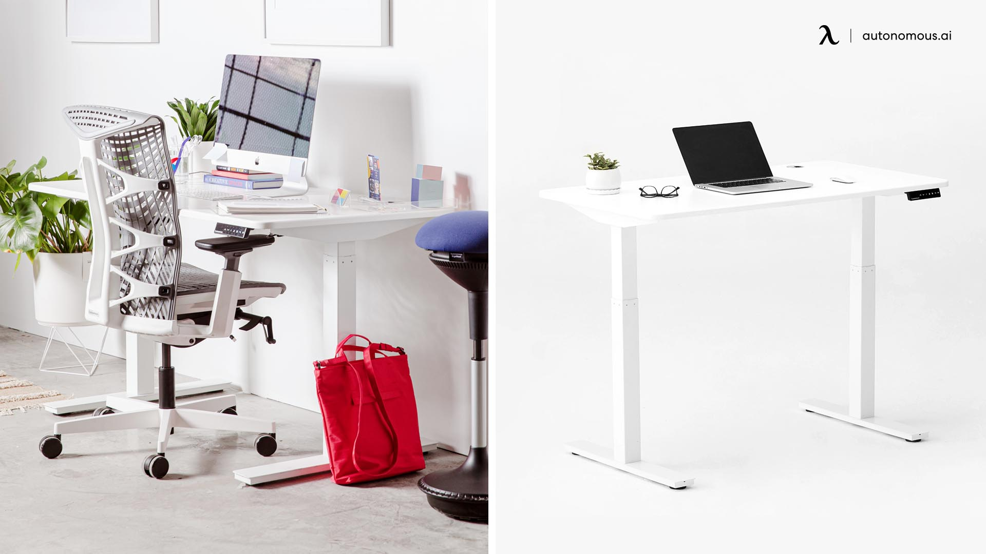 Autonomous Smart Desks