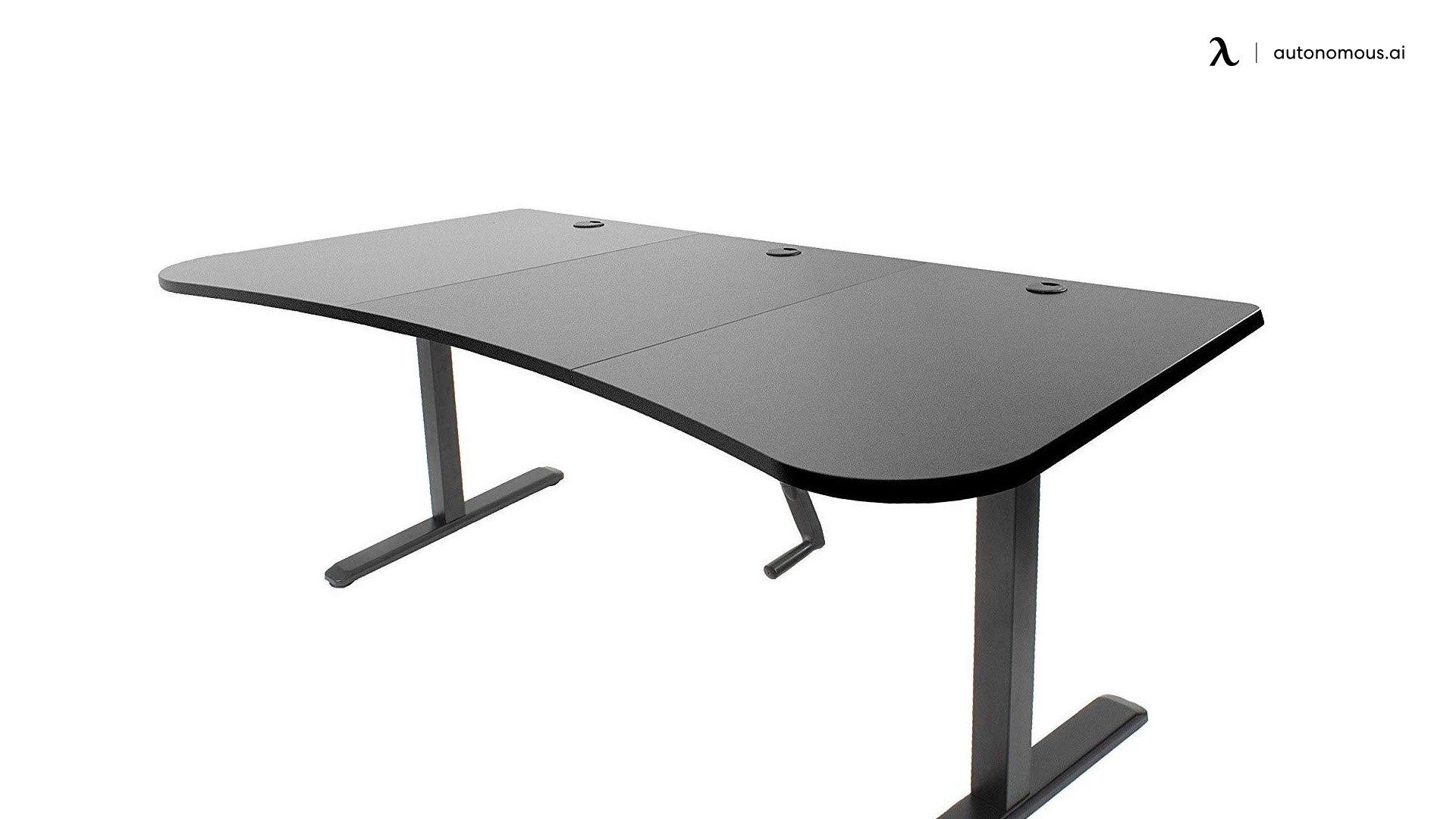 VIVO Black Stand Up Desk Frame