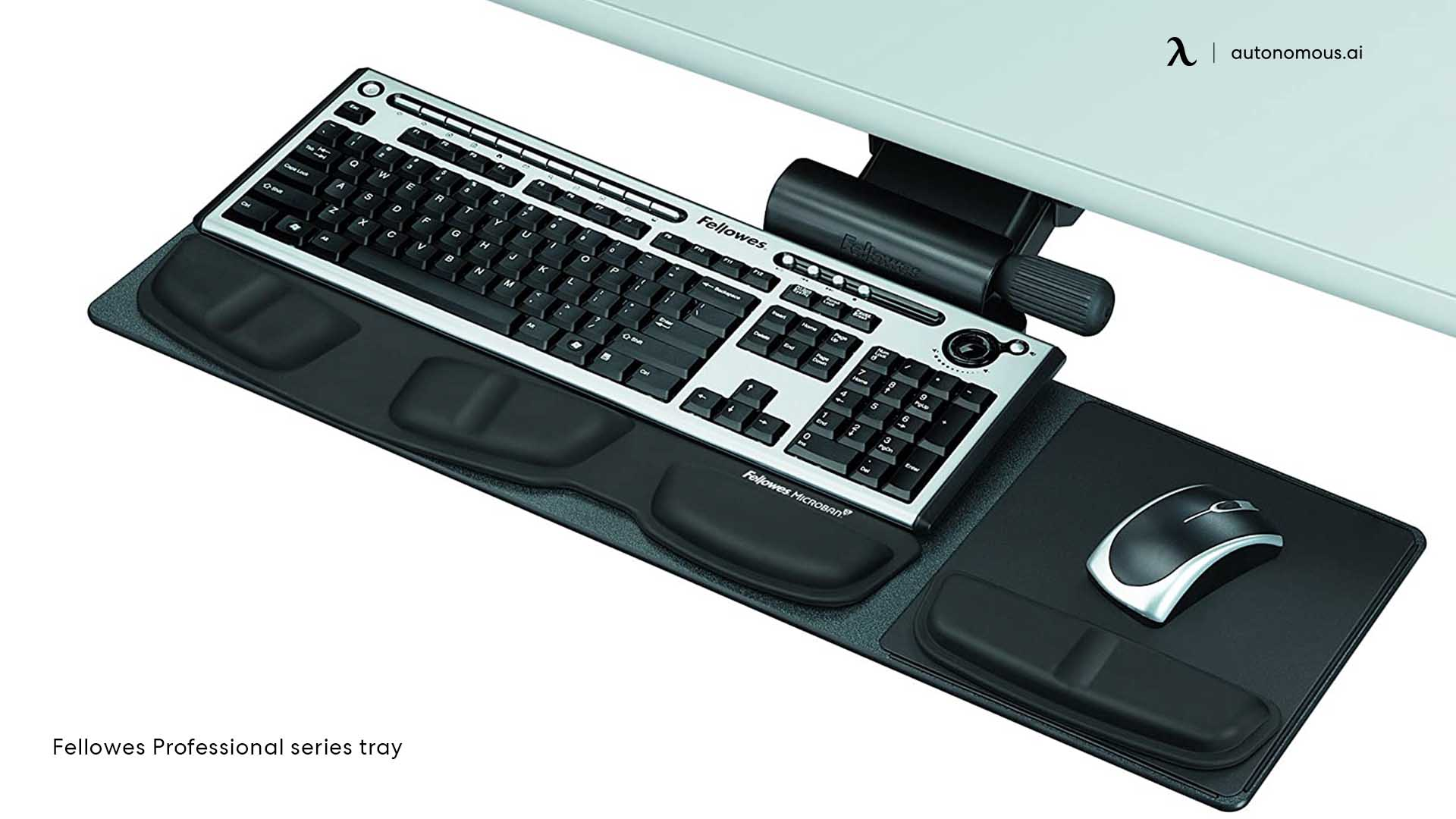 Best Ergonomic Keyboard Trays
