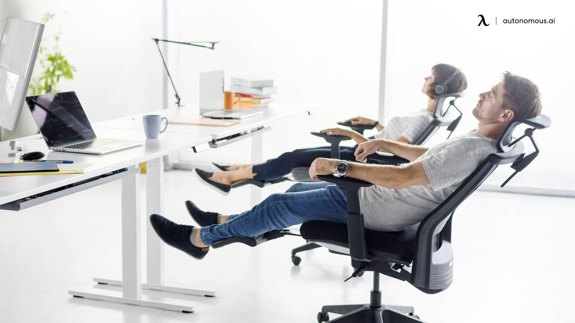 The Best Black Reclining Ergonomic Desk Chair