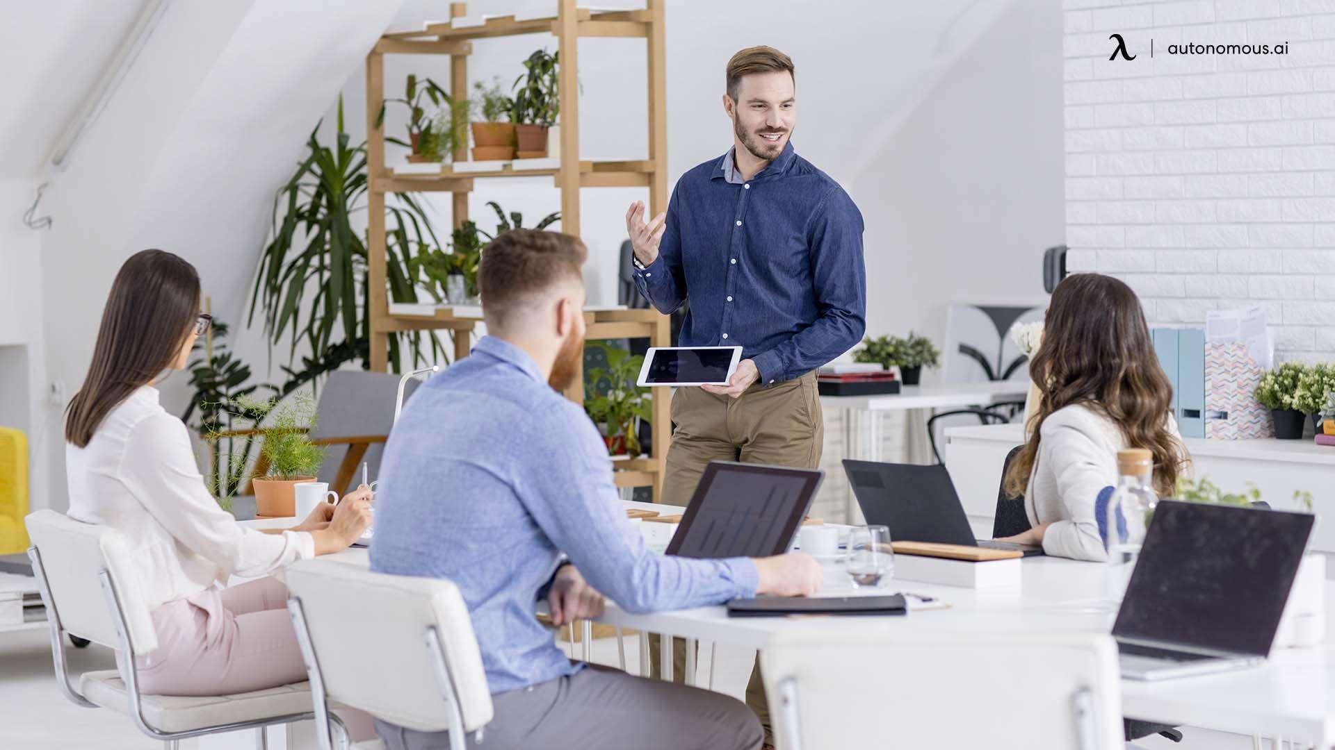 Hybrid Remote Office