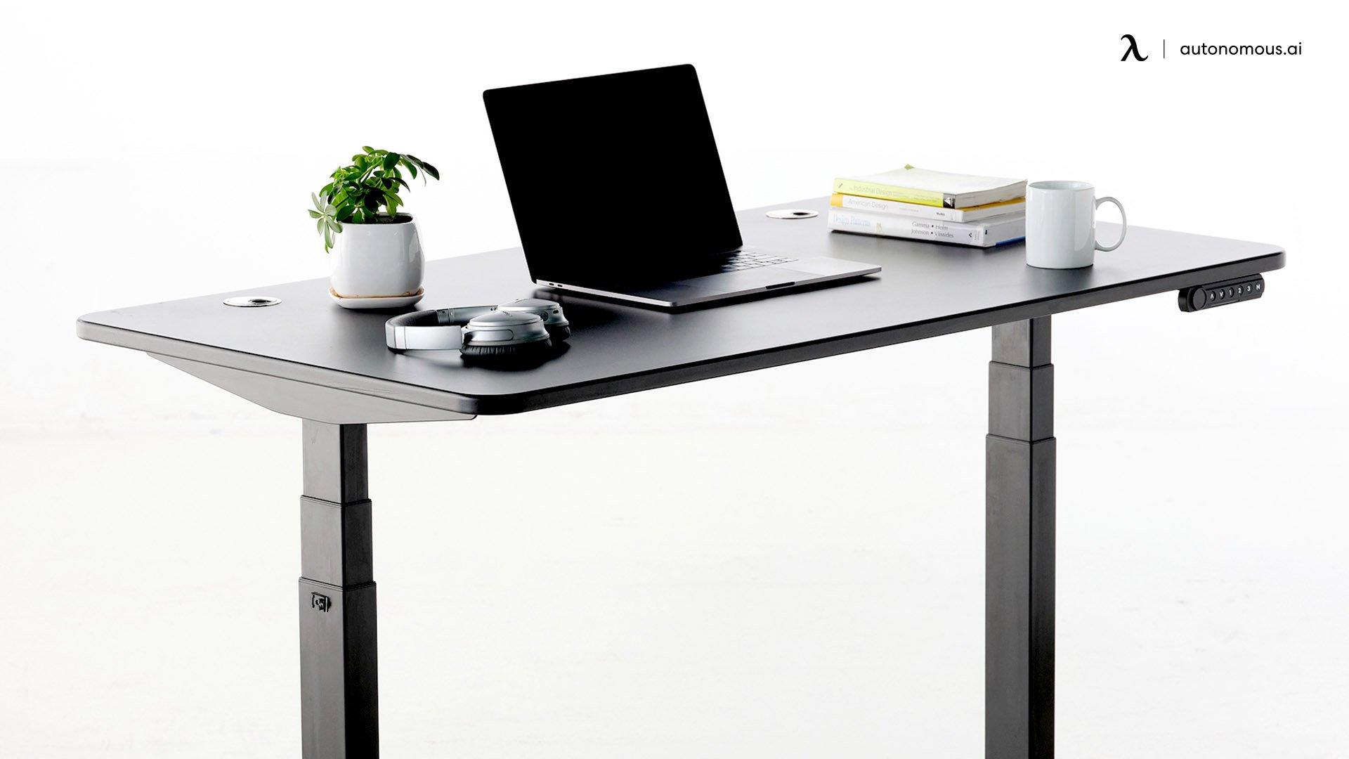 standing desk wobble