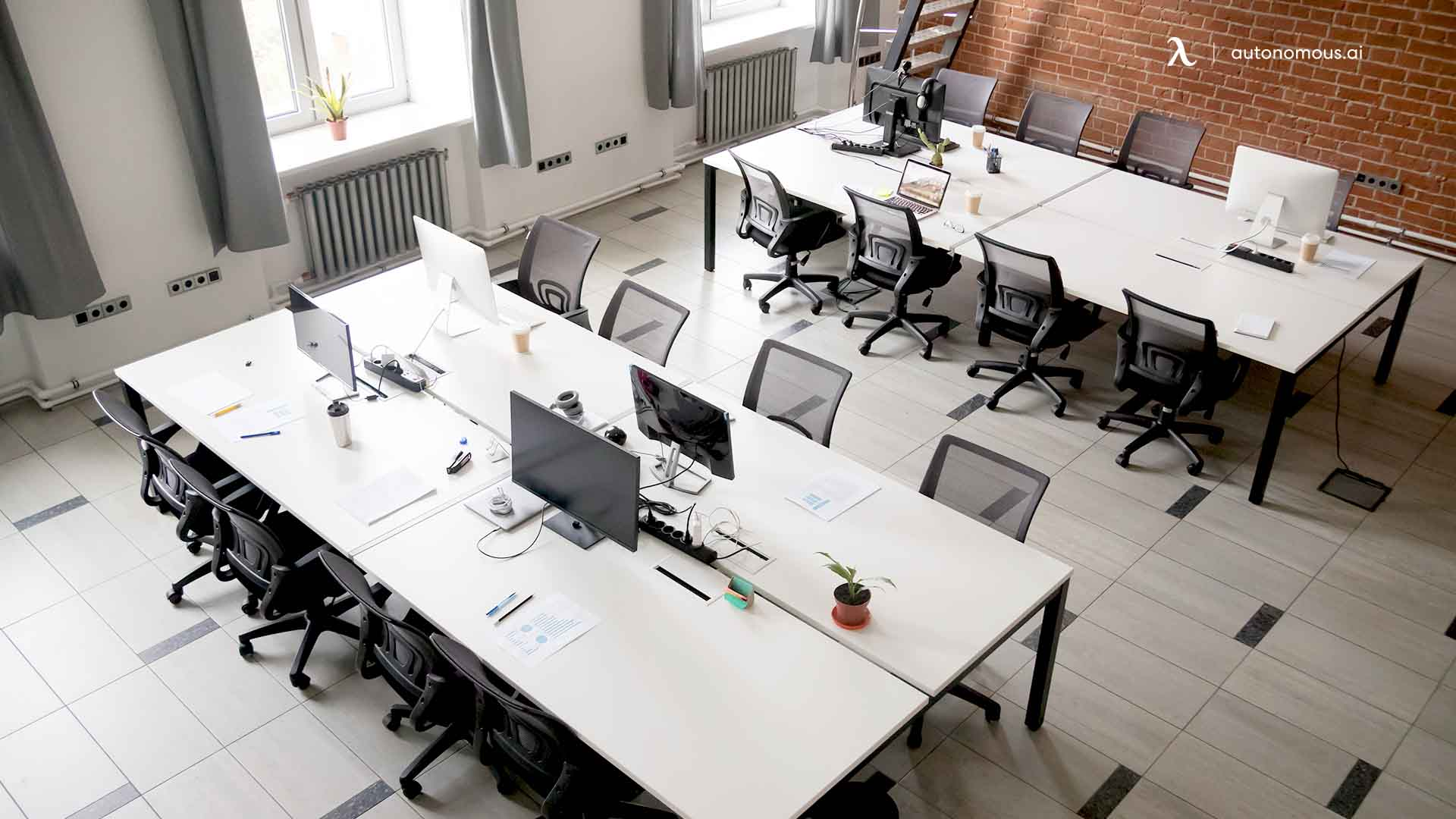 What is a Hybrid Office Design