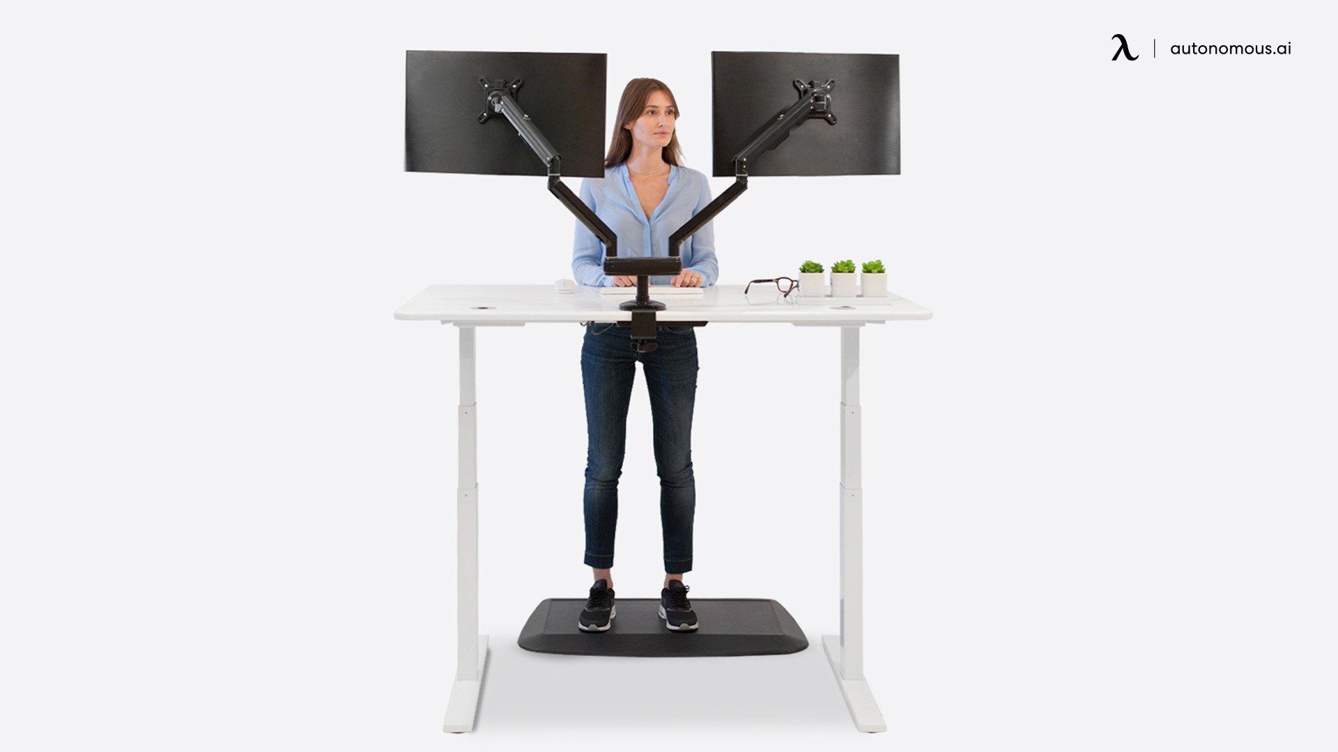 SmartDesk: Better than a Desk Converter