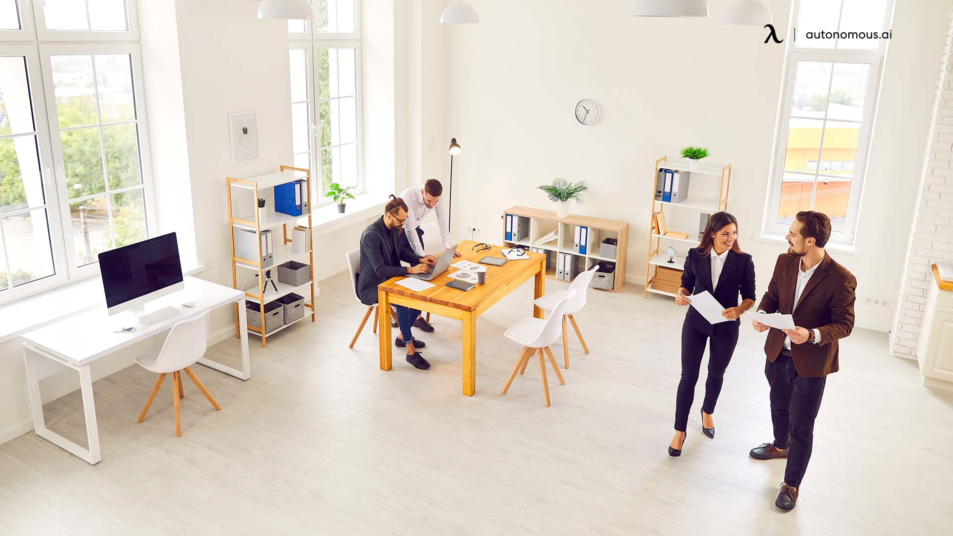 Designing a Hybrid Training Method for an Organization