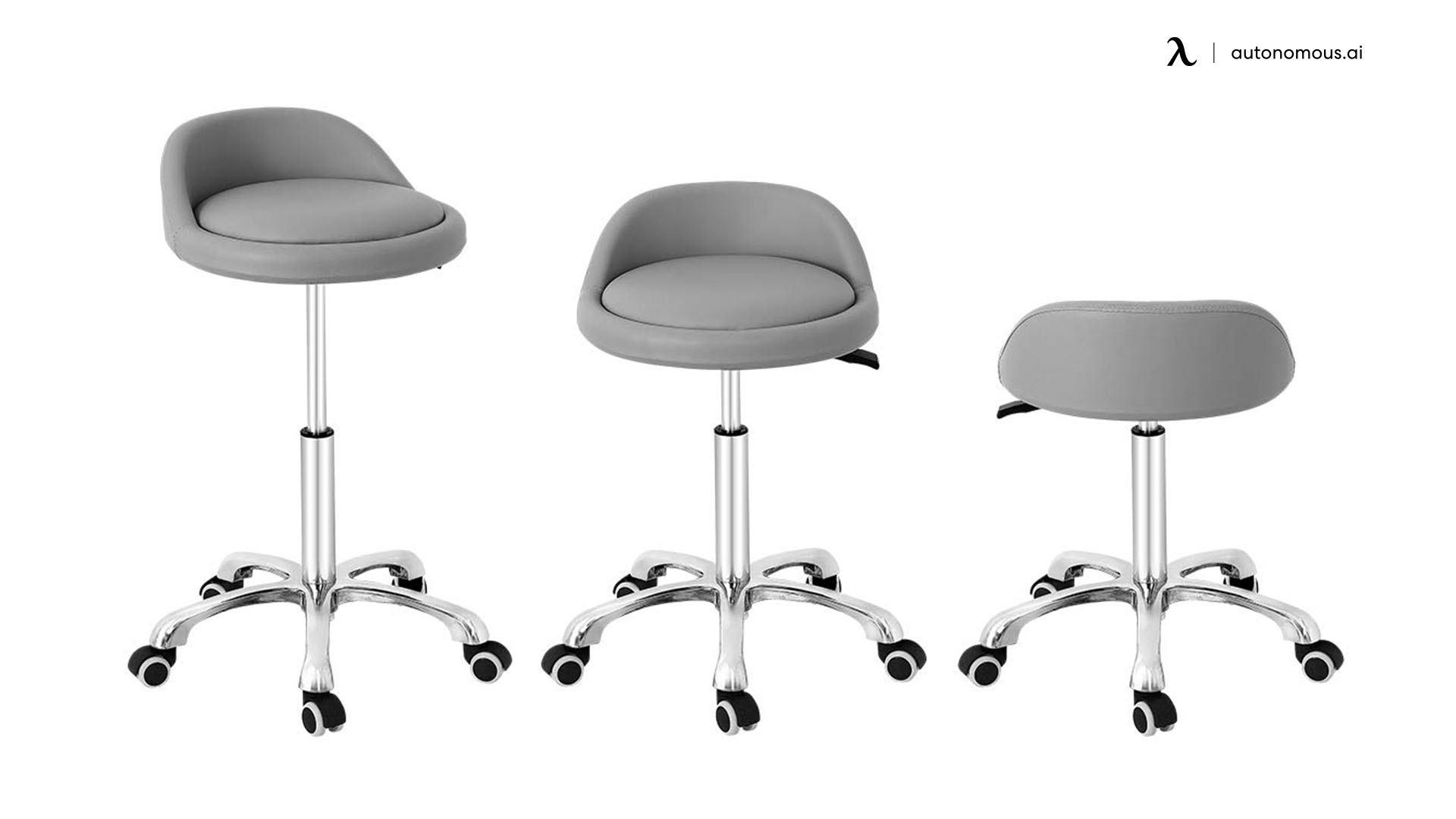 Professional Glider Stool from Grace and Grace