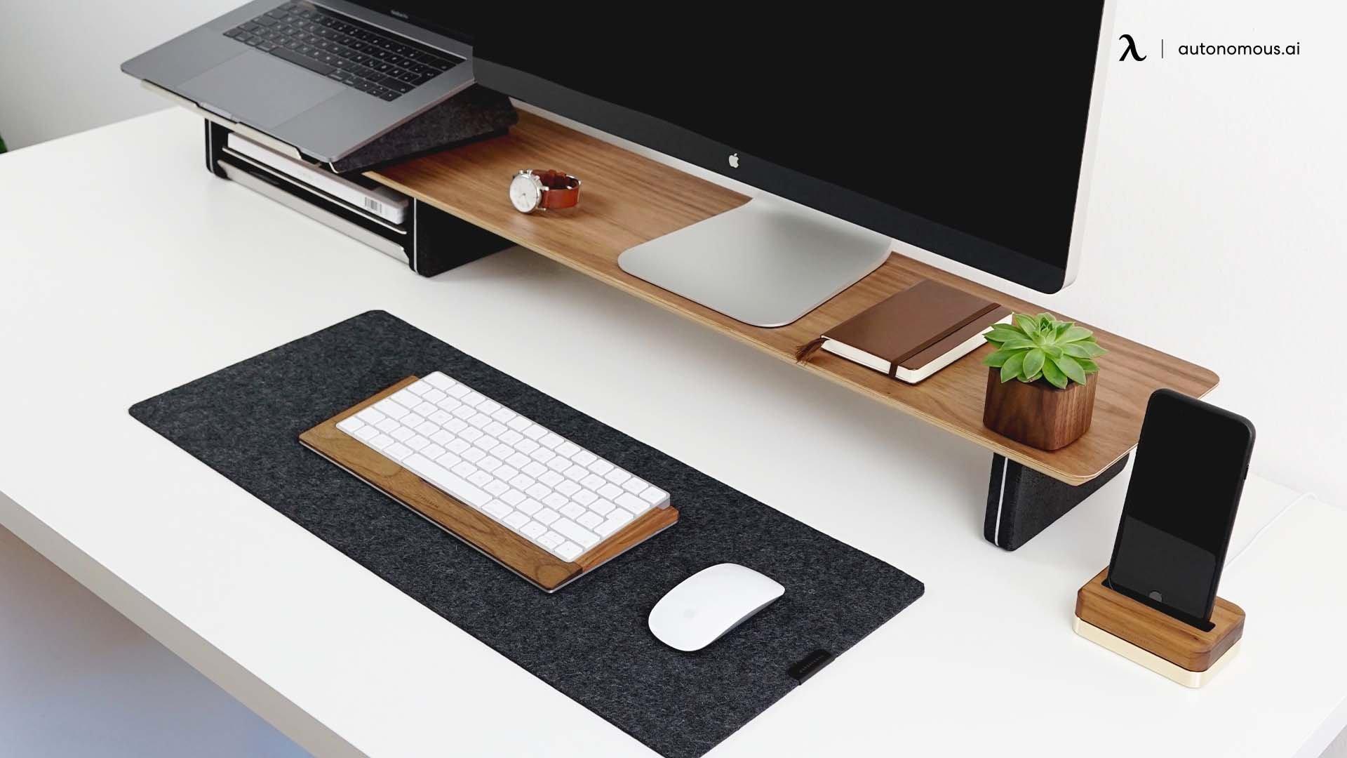 Use custom table pads
