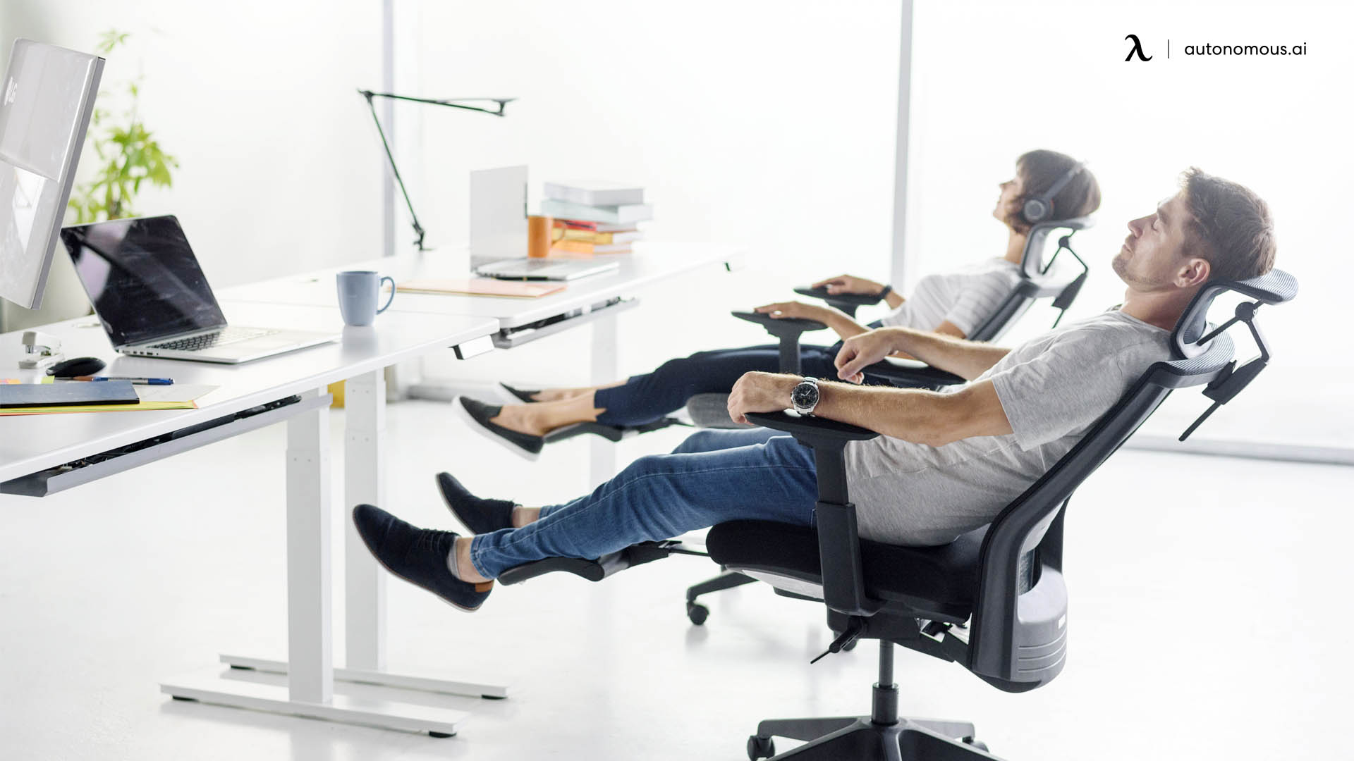 The Future of Office Chairs