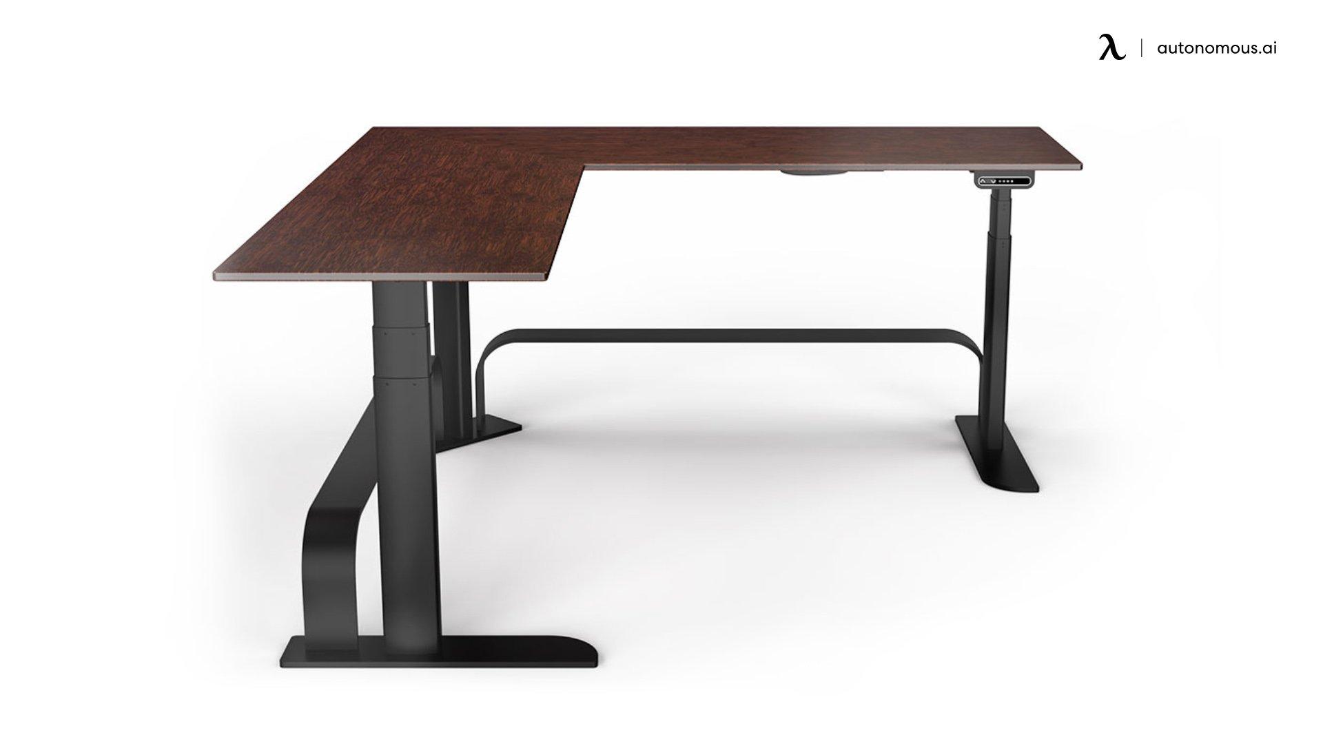 XDesk Custom L Series Corner Desk