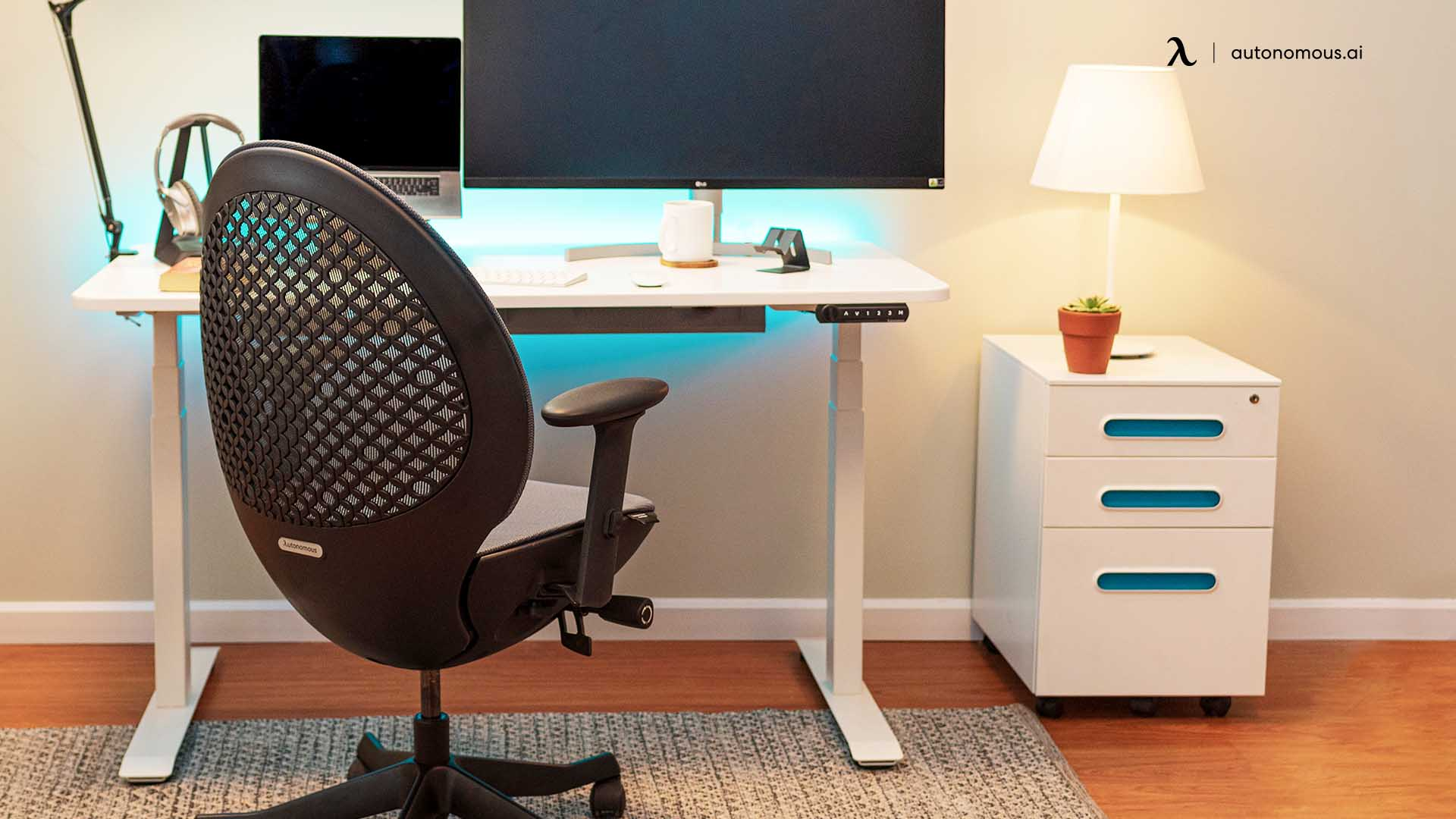 office furniture for small spaces