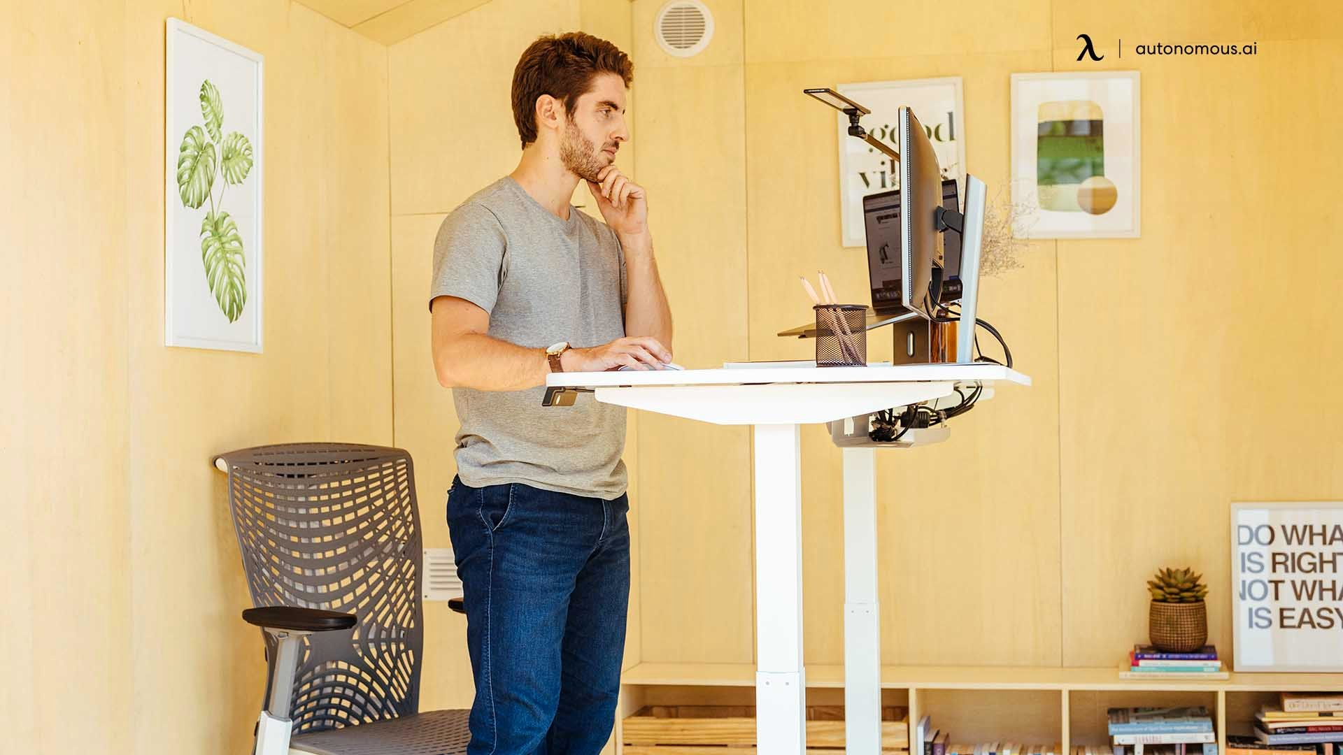 Ensure That Your Desk Has the Perfect Height