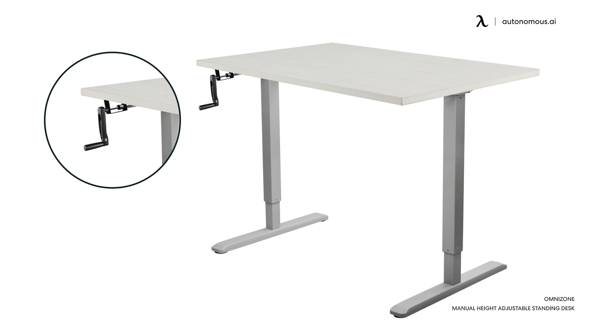 Manual Standing Desk
