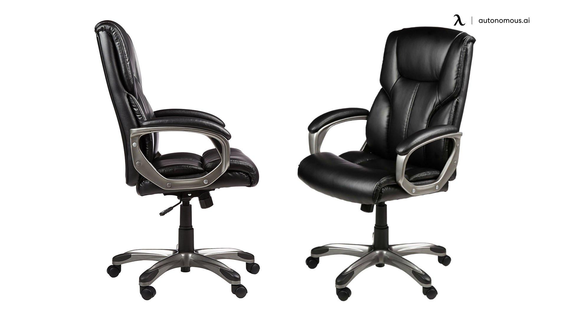 High-back Executive Chair by AmazonBasics