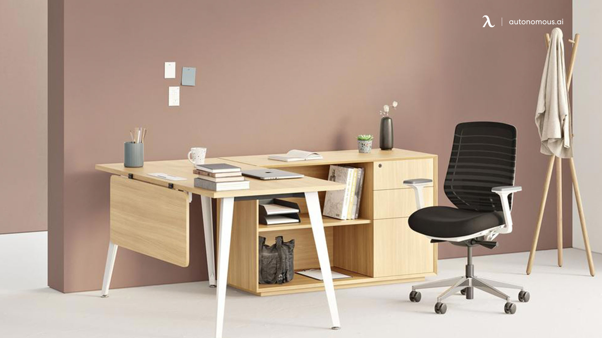 L-Desk from Branch