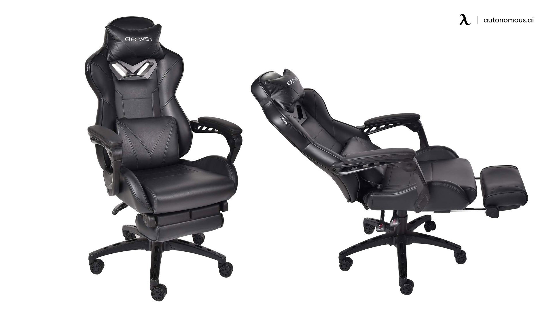 PULUOMIS Reclining Office Chair