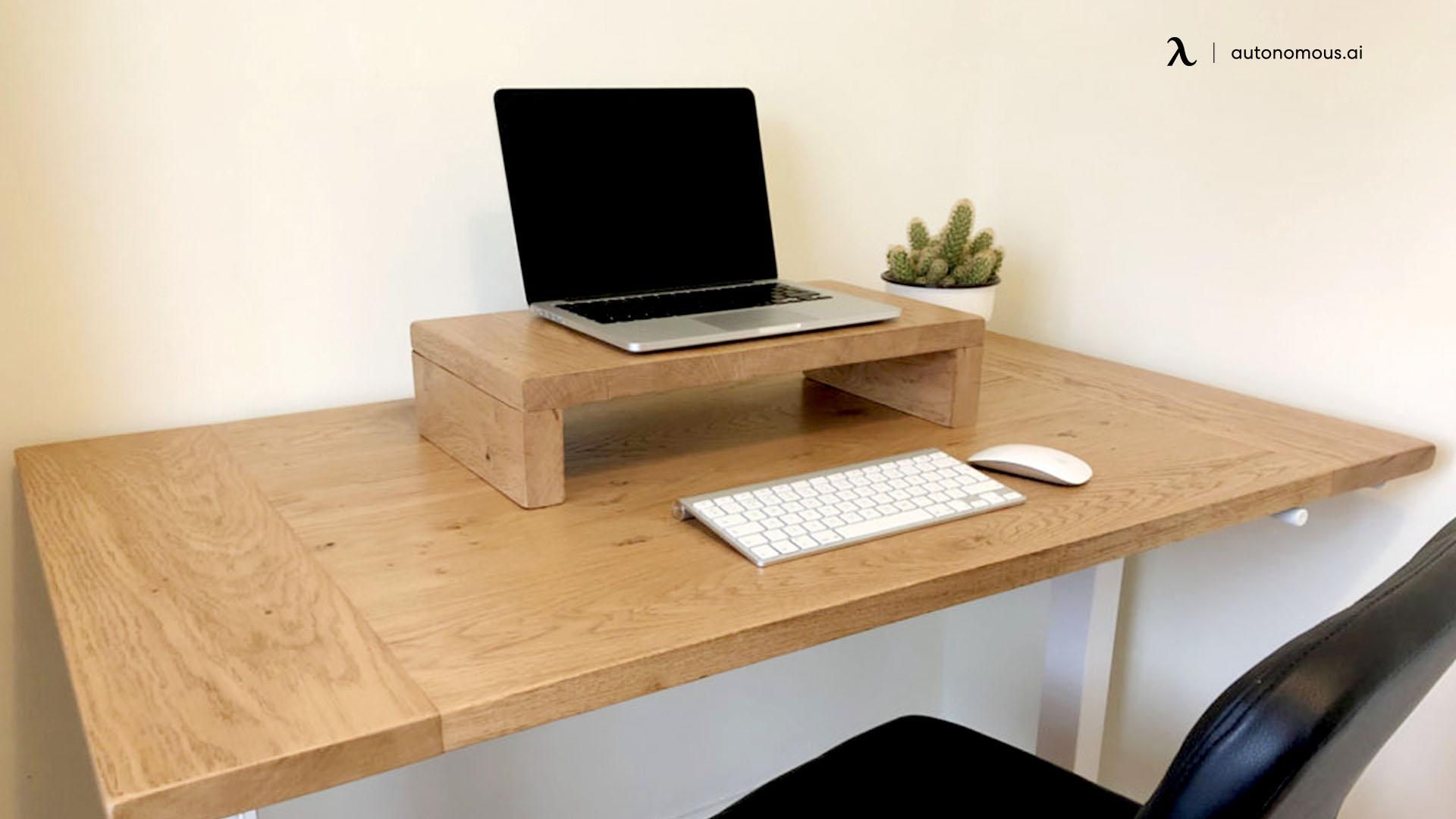 Skarskta Solid Wood Desk Top