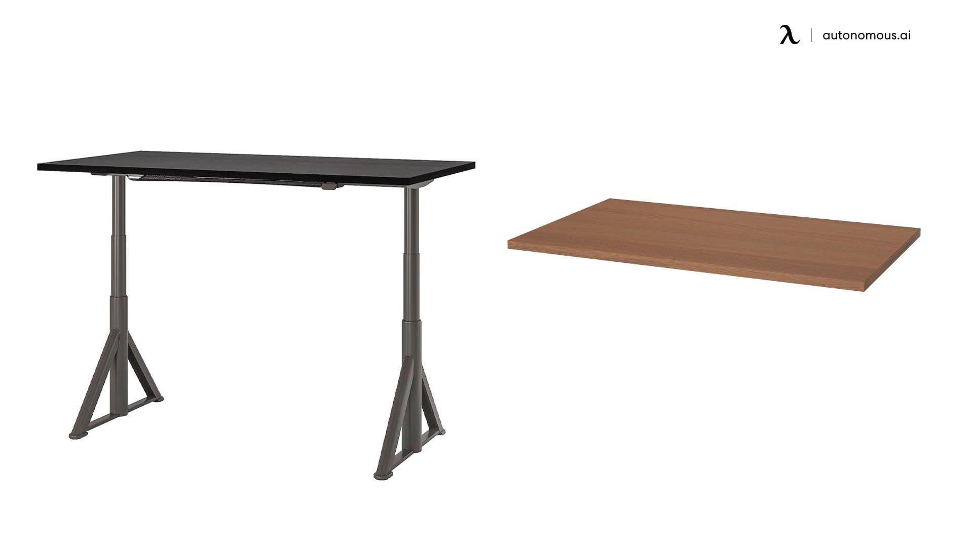 Idasen Solid Wood Desk Top