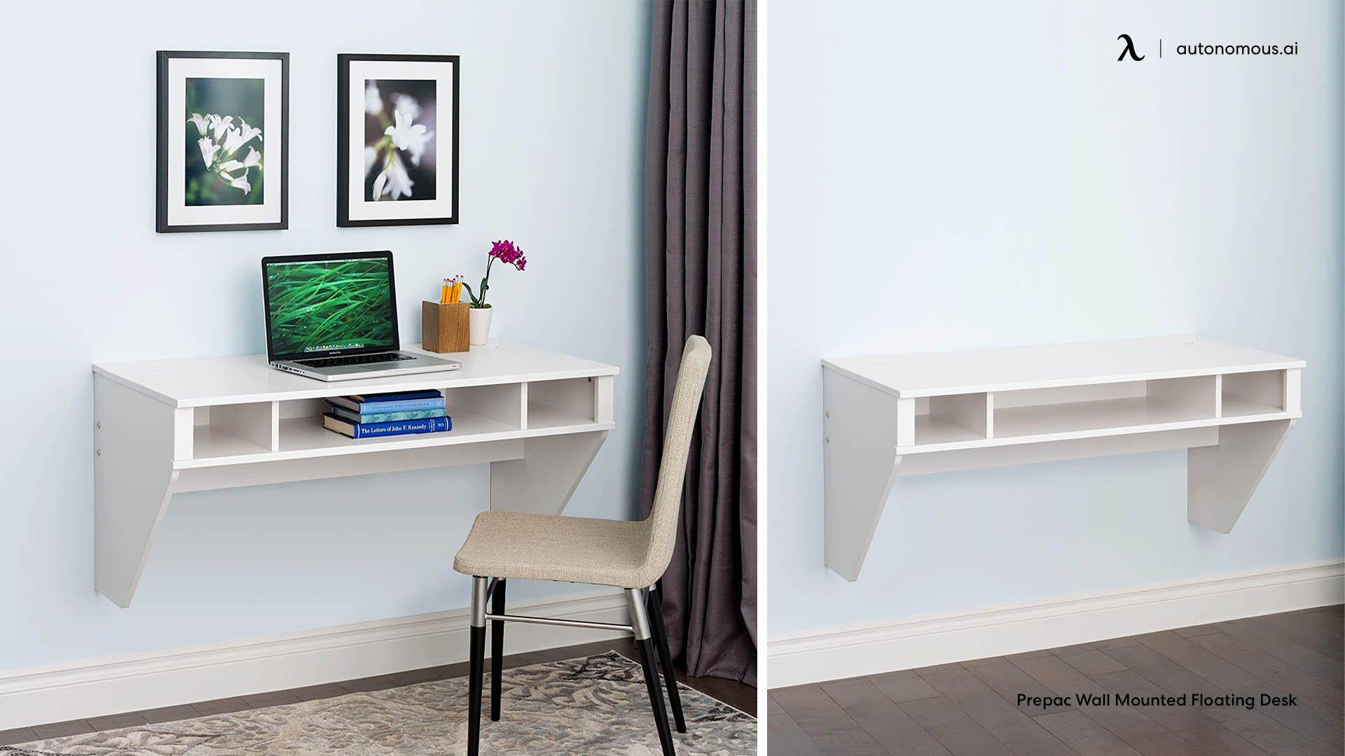 Simplified standing desk