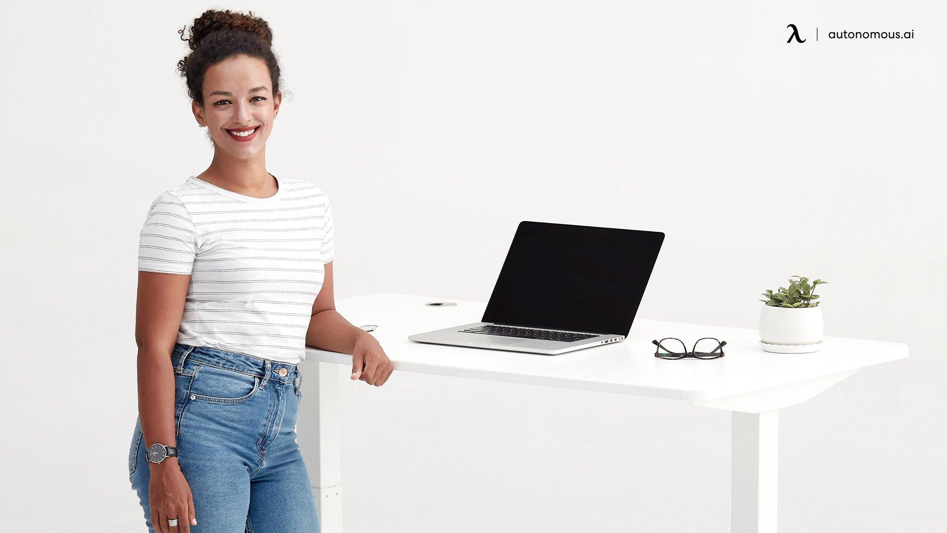 Standing Desk Ergonomic Guidelines