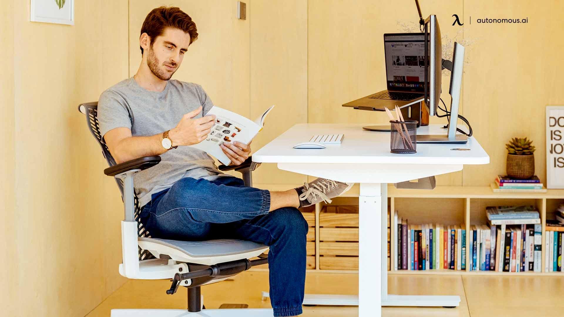 Invest in an Ergonomic Desk Chair