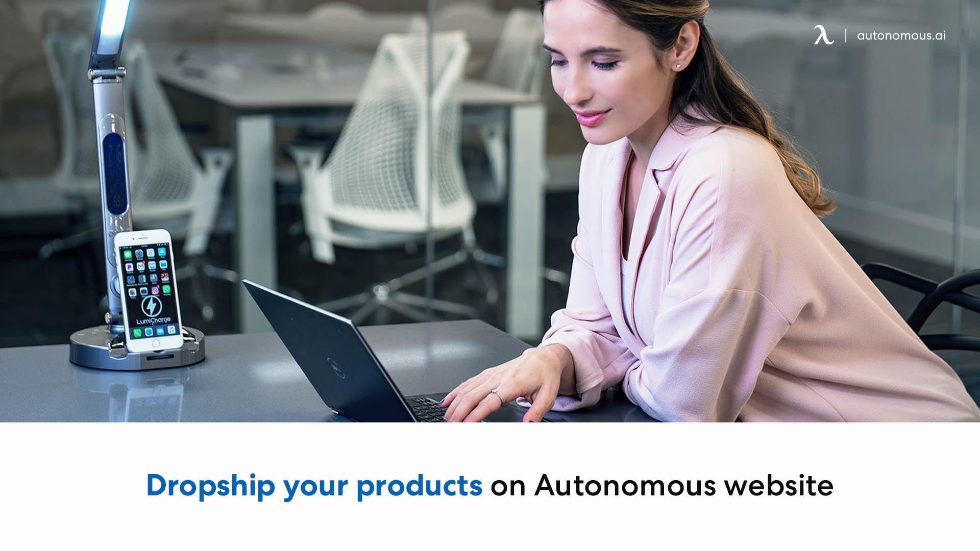 Dropship on Autonomous