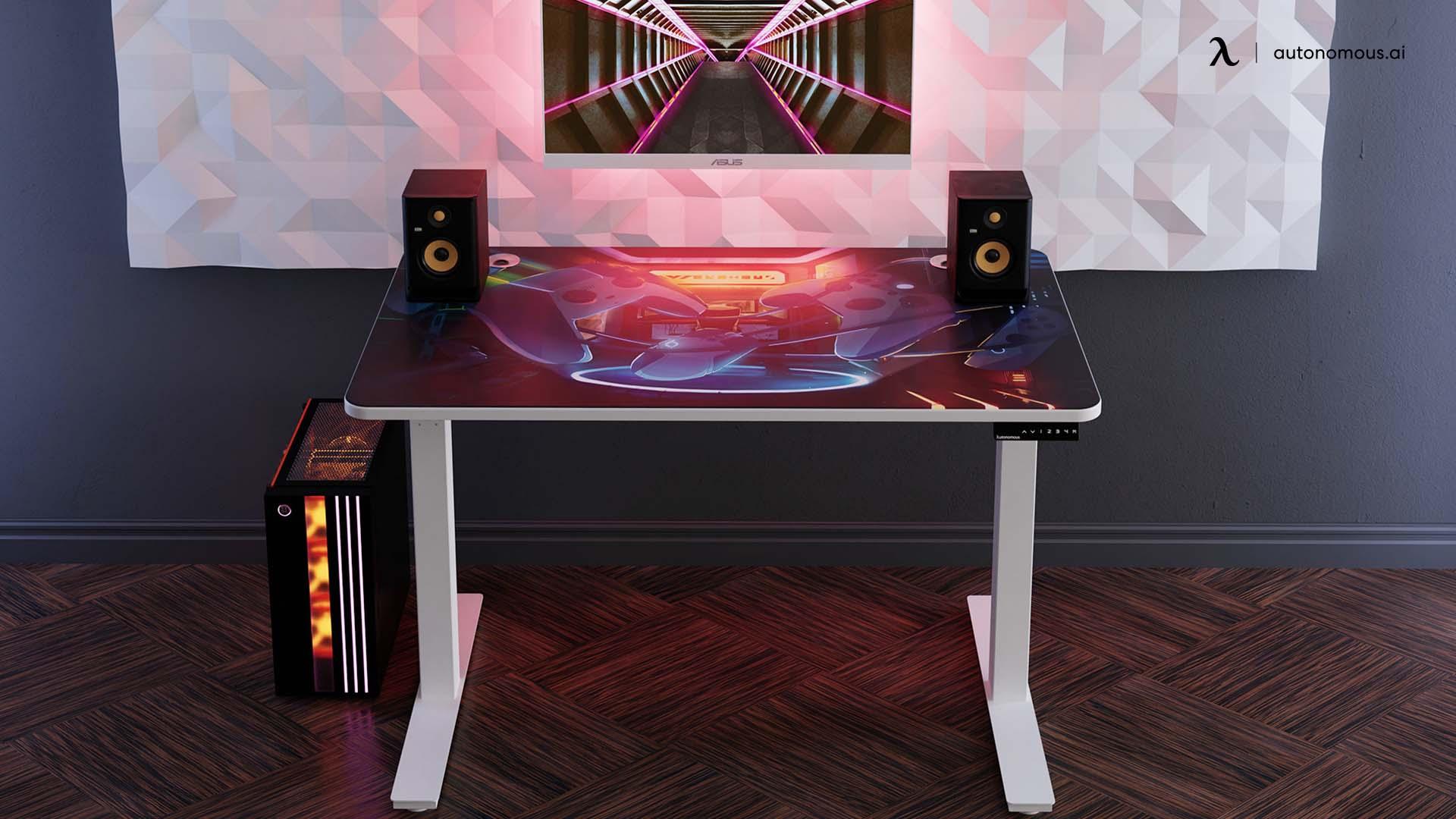 The Best Adjustable Gaming Computer Desk in the UK