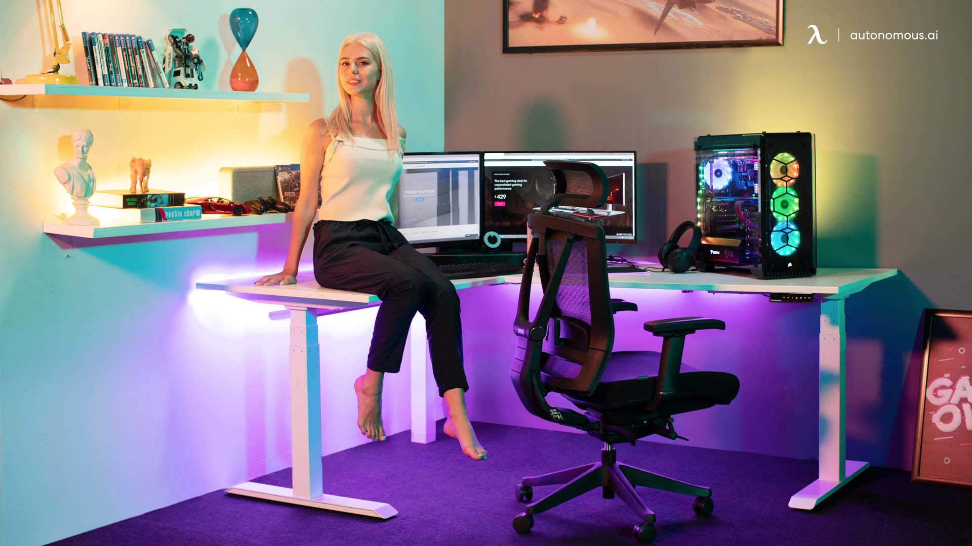 What Should You Look for in a Gaming Desk
