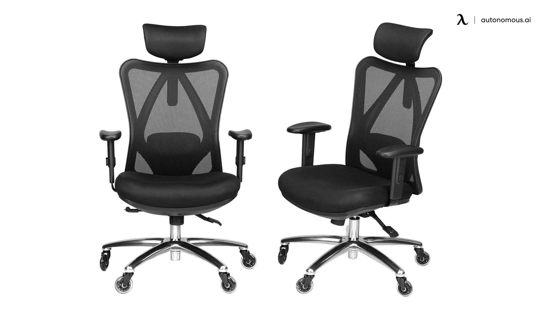 Ergonomic adjustable office chair by Duramont