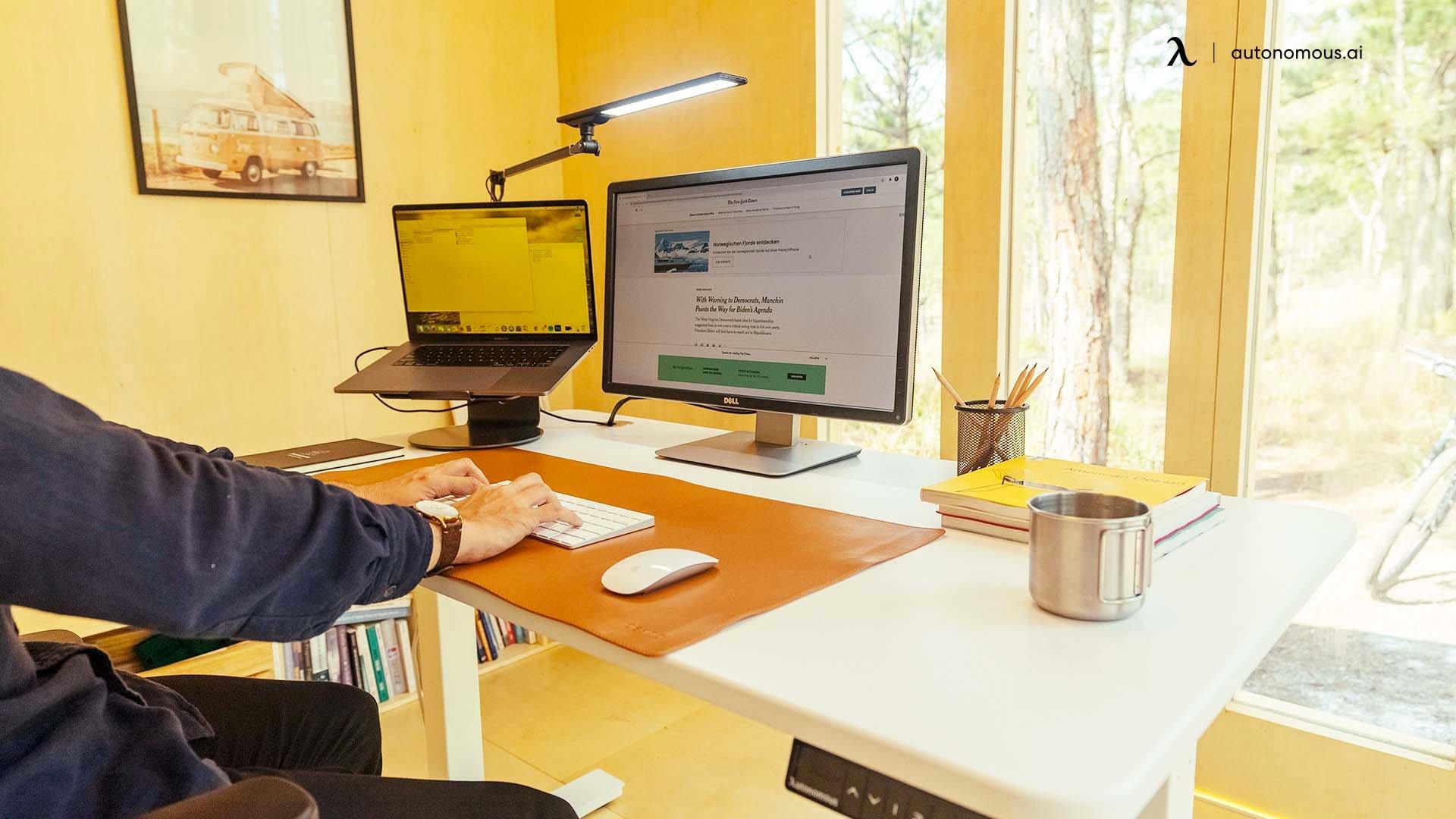 The Bright Desk