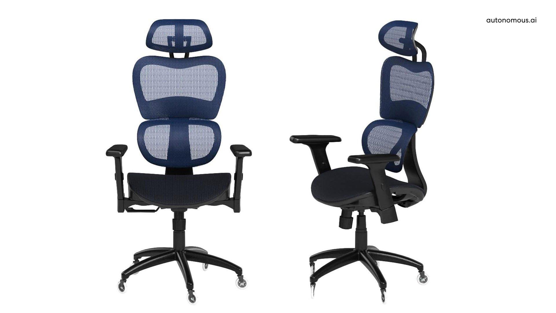 NOUHAUS Ergo3D Ergonomic Chair